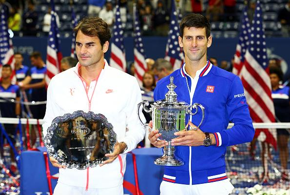 Roger Federer's Grand Slam Drought Mainly Due To Novak Djokovic, Coach Says