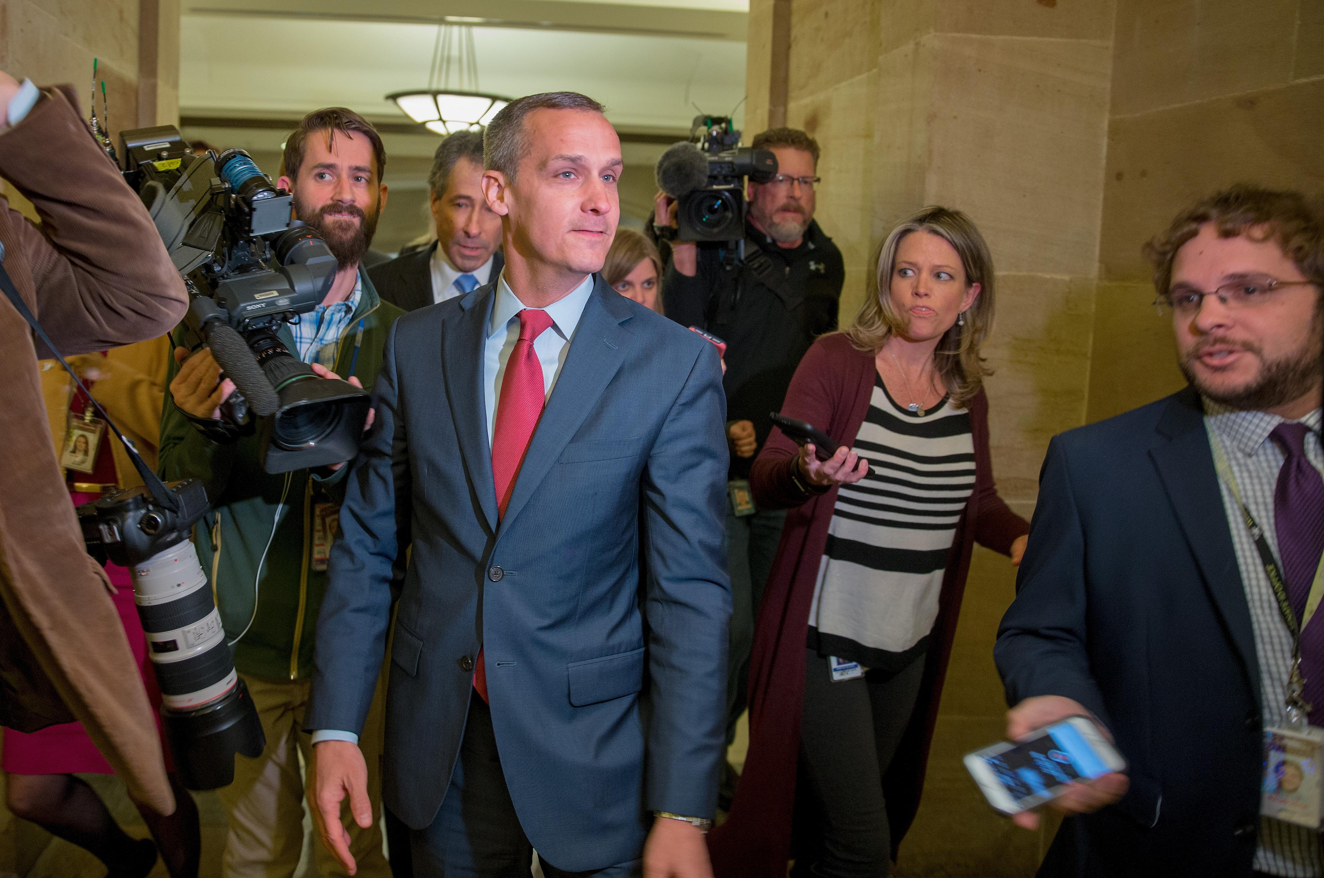 Corey Lewandowski Mocks Story of Girl with Down Syndrome Separated from Mother