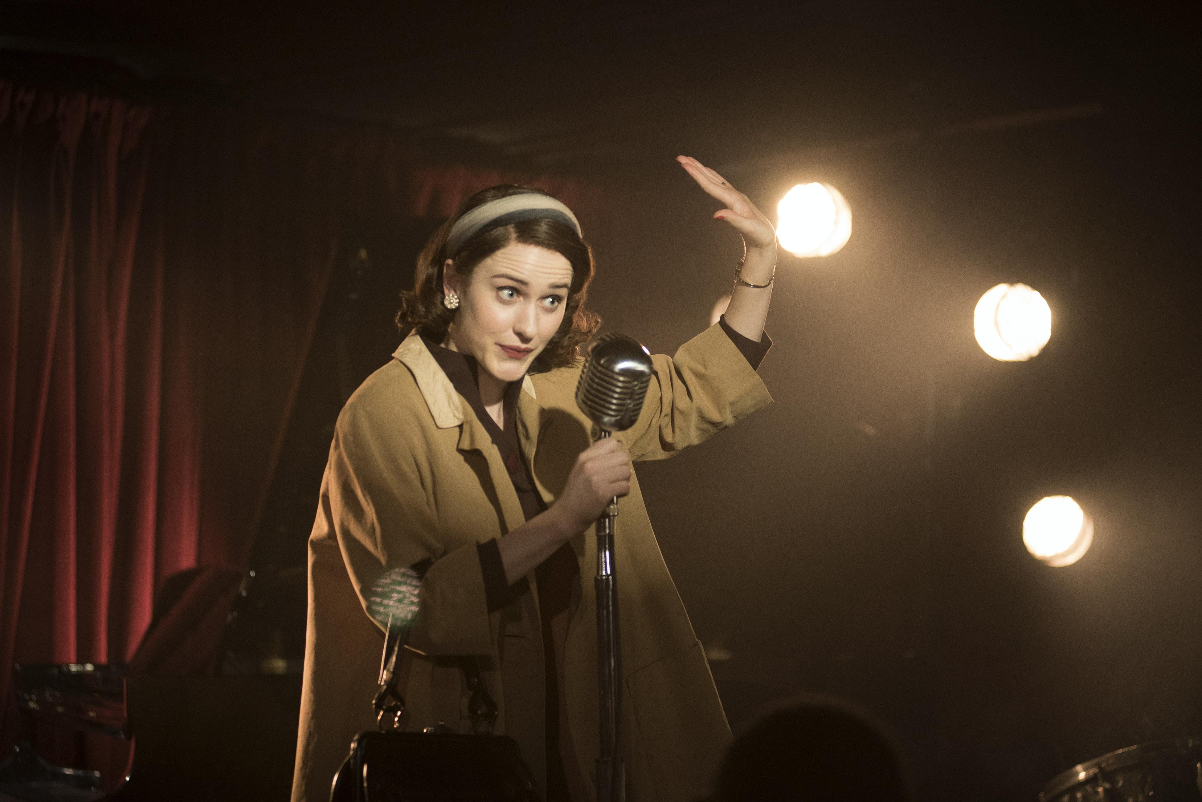 Marvelous Mrs. Maisel Season 2