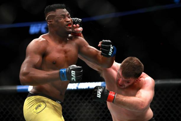 Miocic more into Fury fight than Cormier sequel