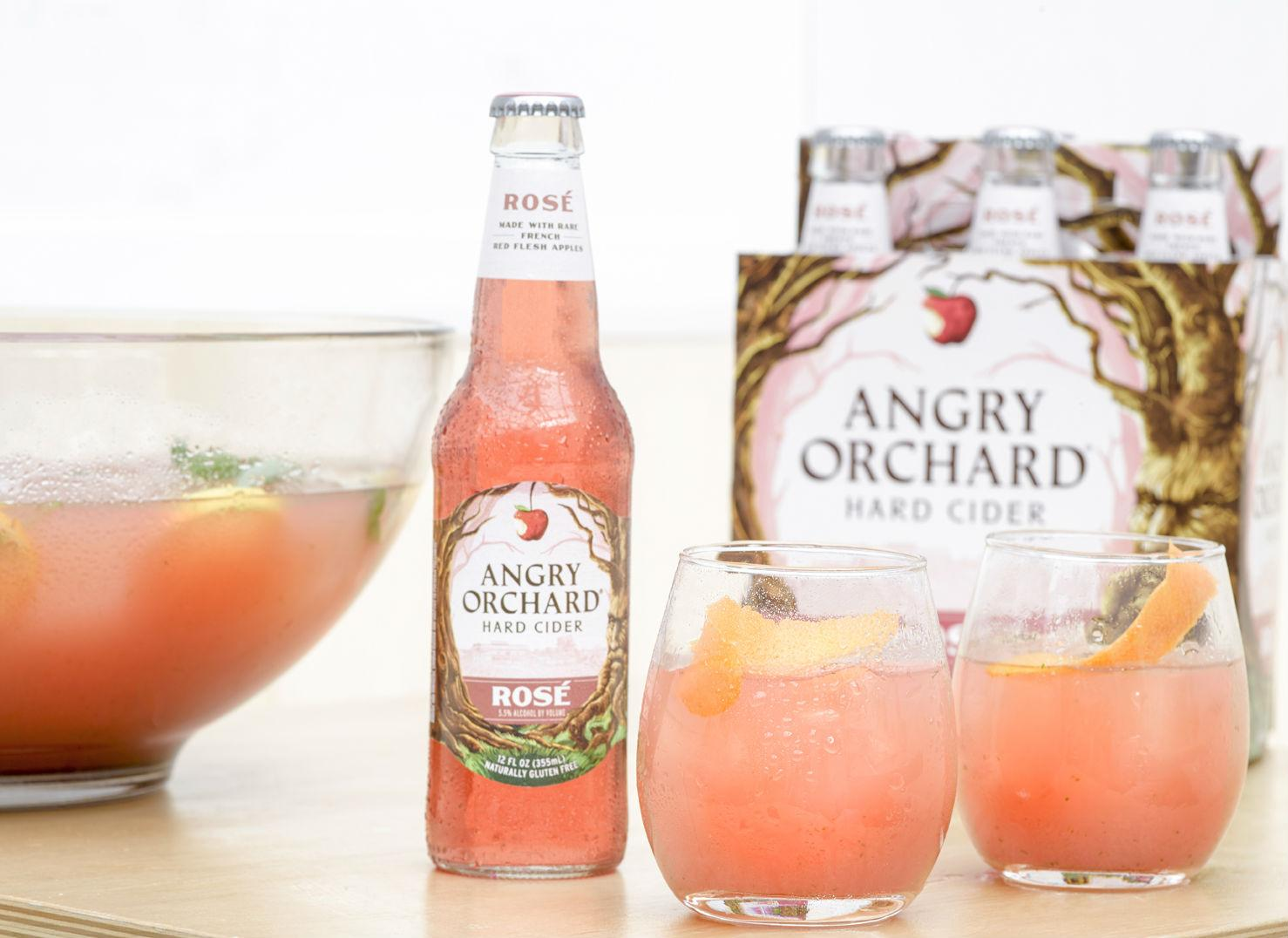 Orchard Rose Sangria