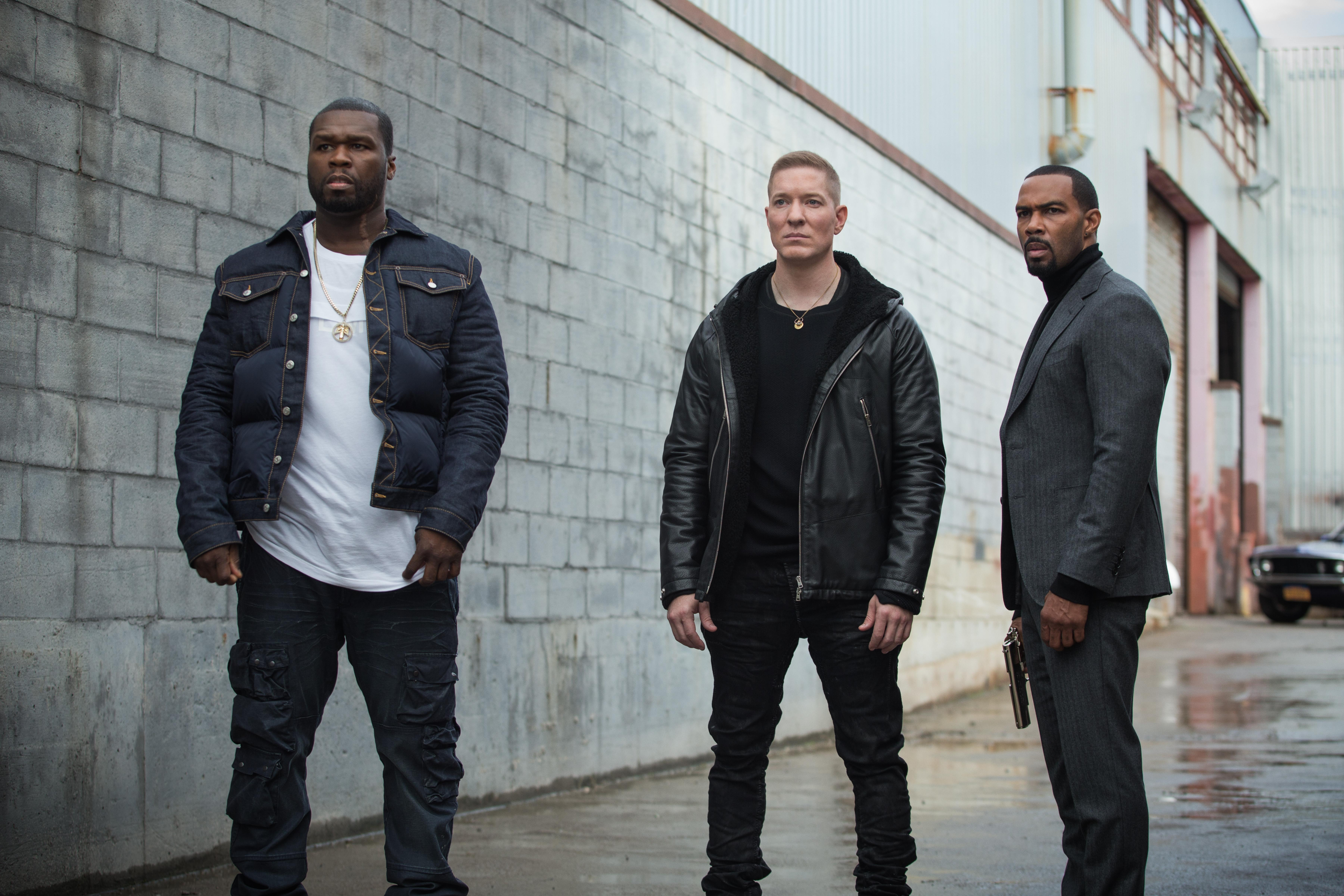 ghost omari hardwick continues to seek revenge with the help of tommy joseph sikora and kanan curtis 50 cent jackson on power season 5 episode 2