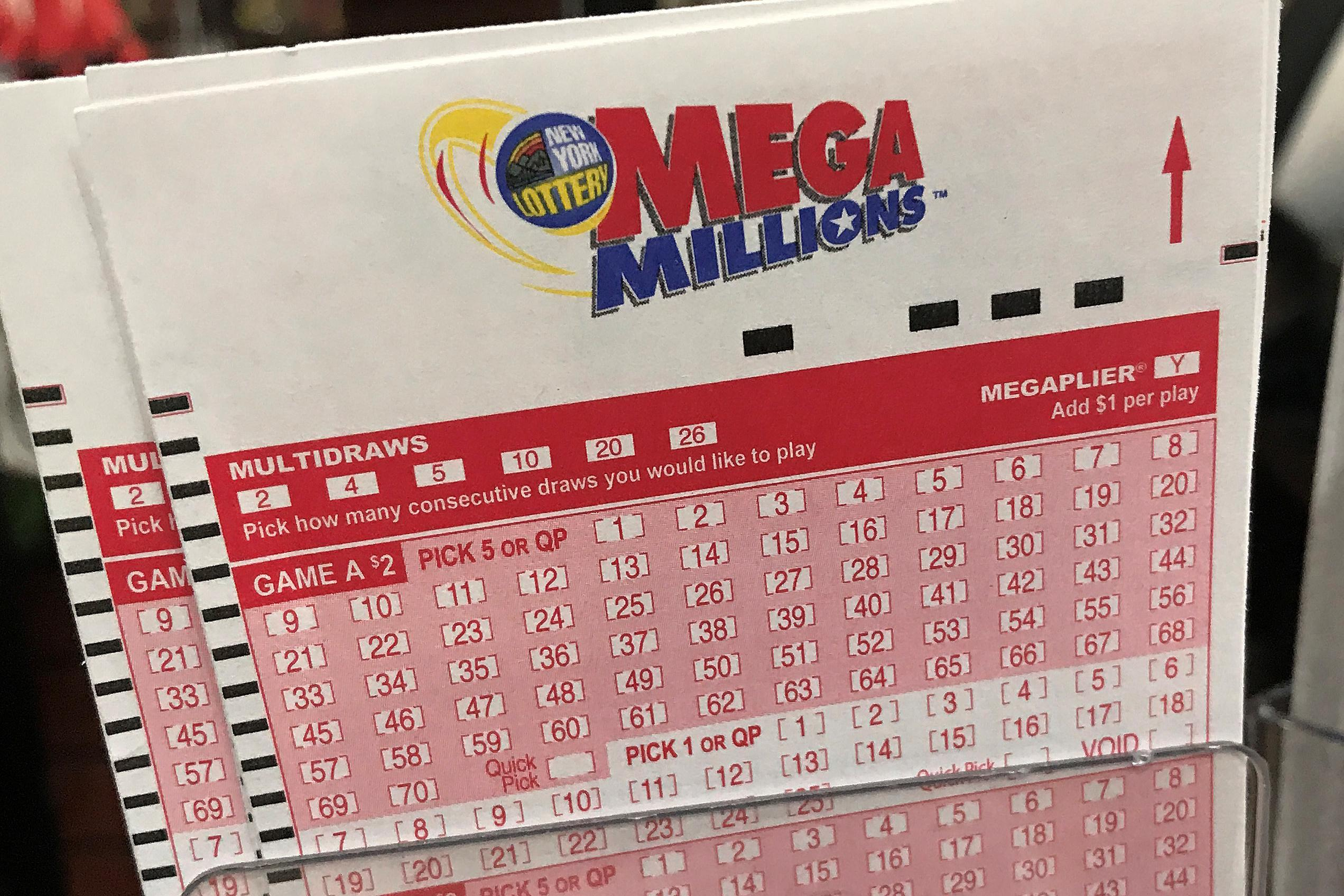 how to buy a mega millions ticket