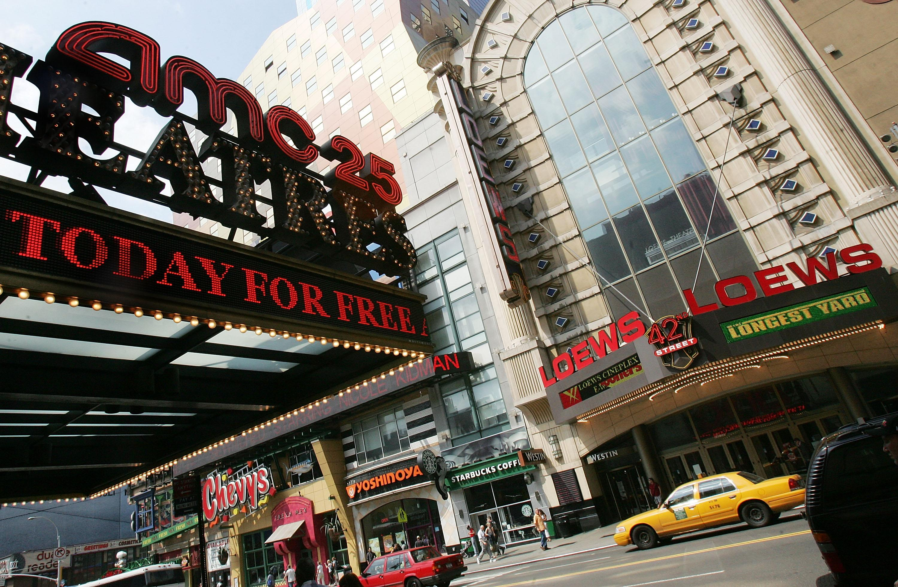 AMC Theatres Partners With Facebook For In-App Ticket Sales