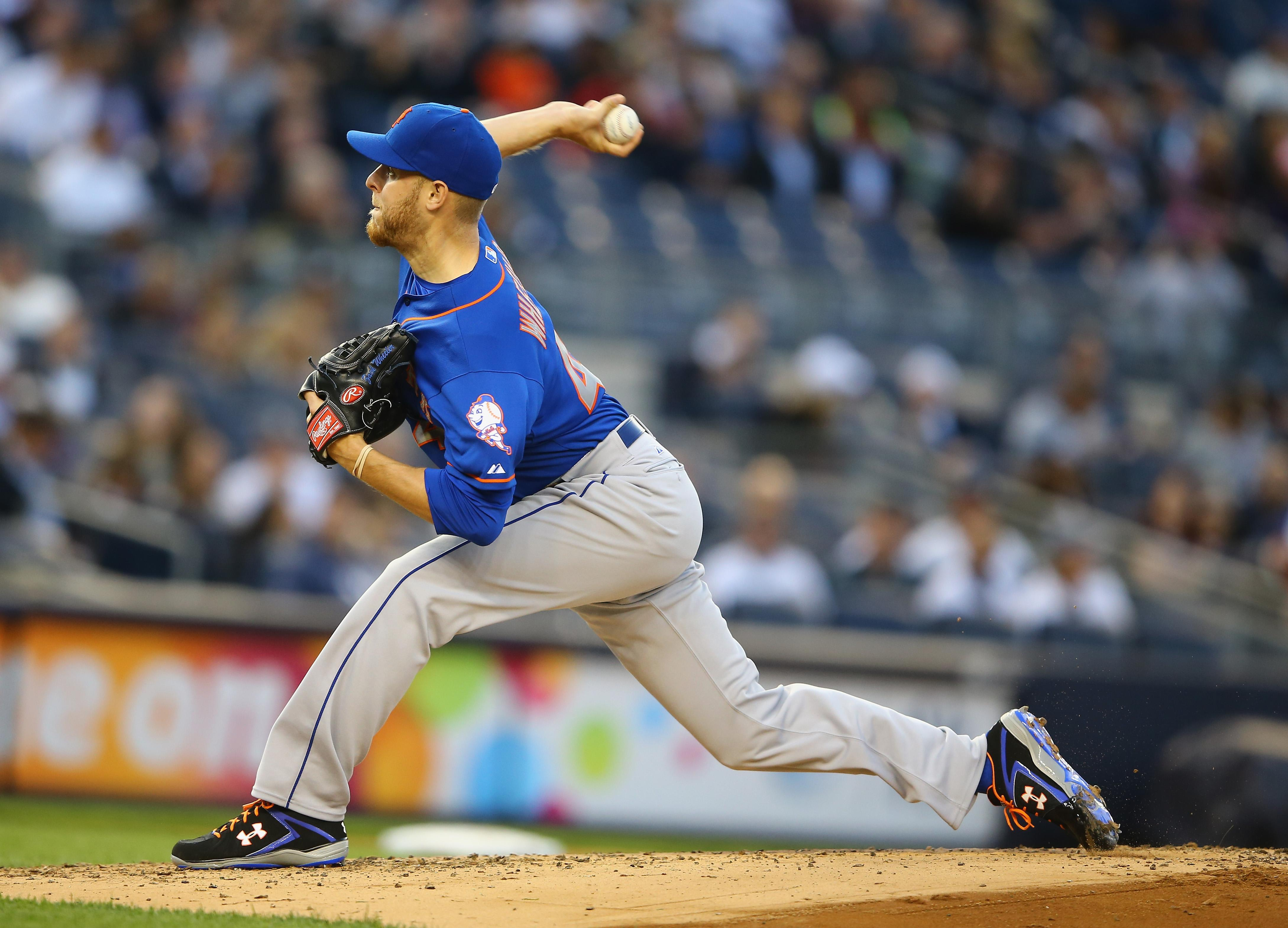 Zack Wheeler Mets Yankees