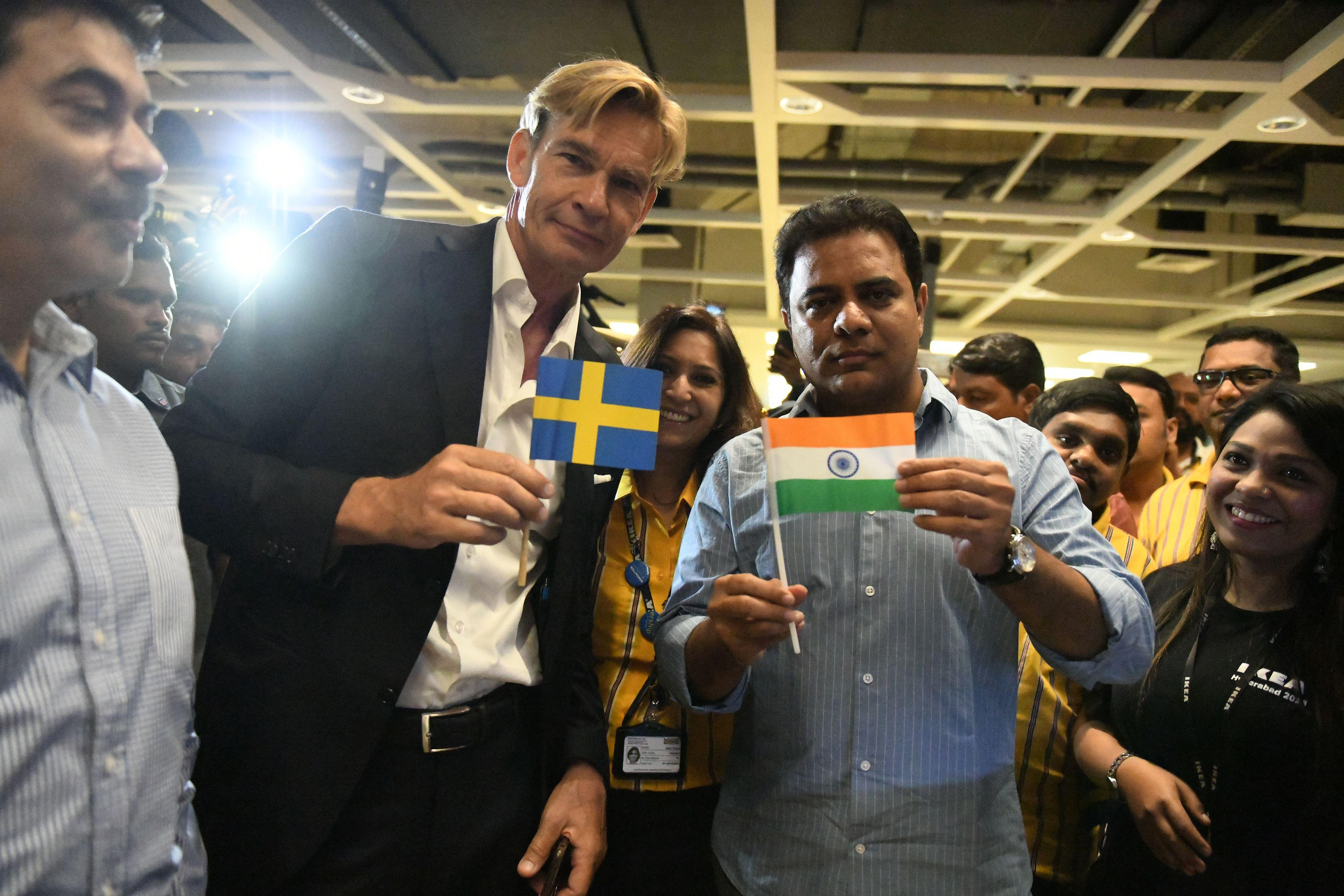 IKEA Opens First Indian Store