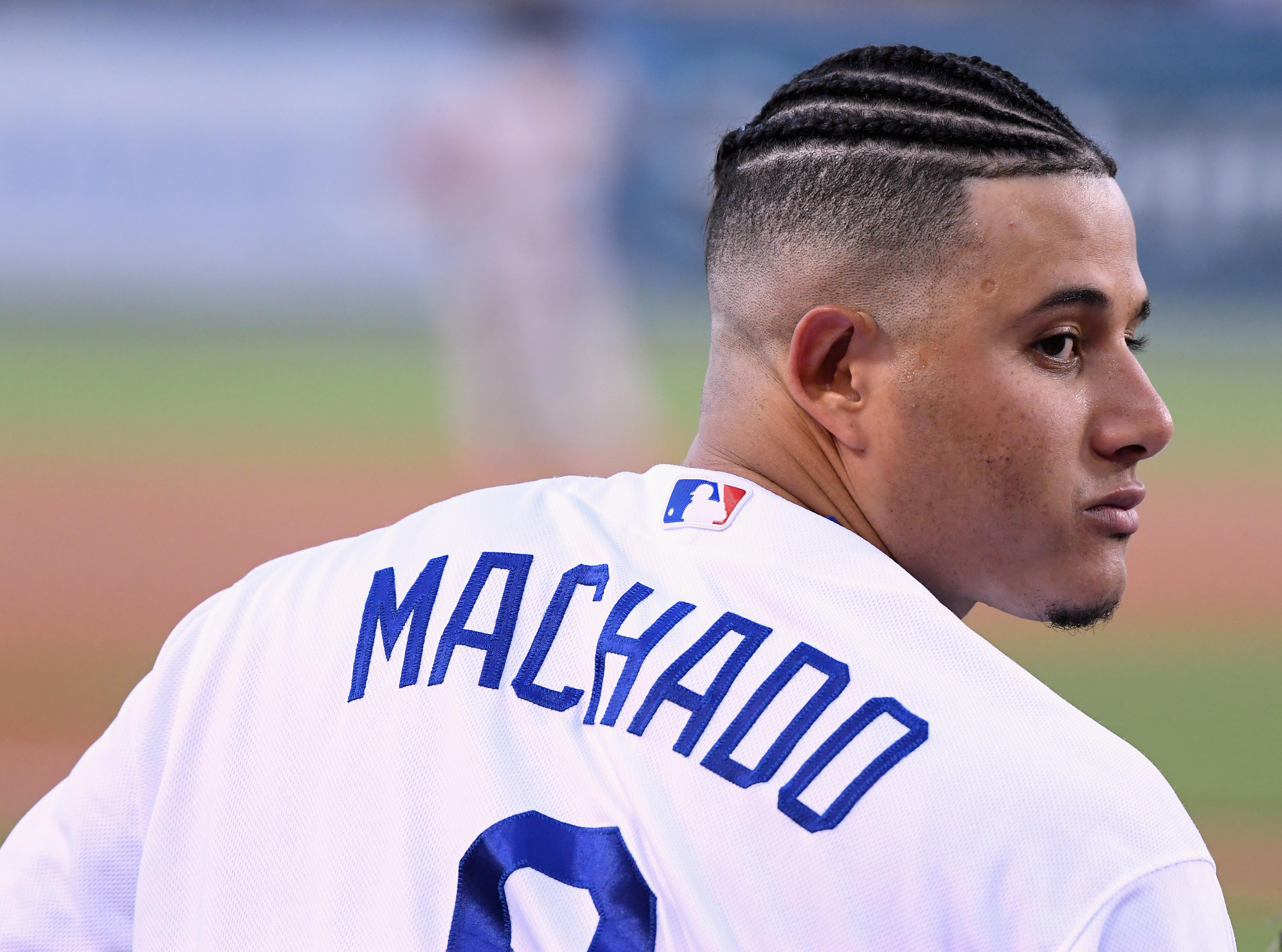 Yankees Rumors: Manny Machado Eyeing New York When Contract With Dodgers Ends After 2018 MLB Season