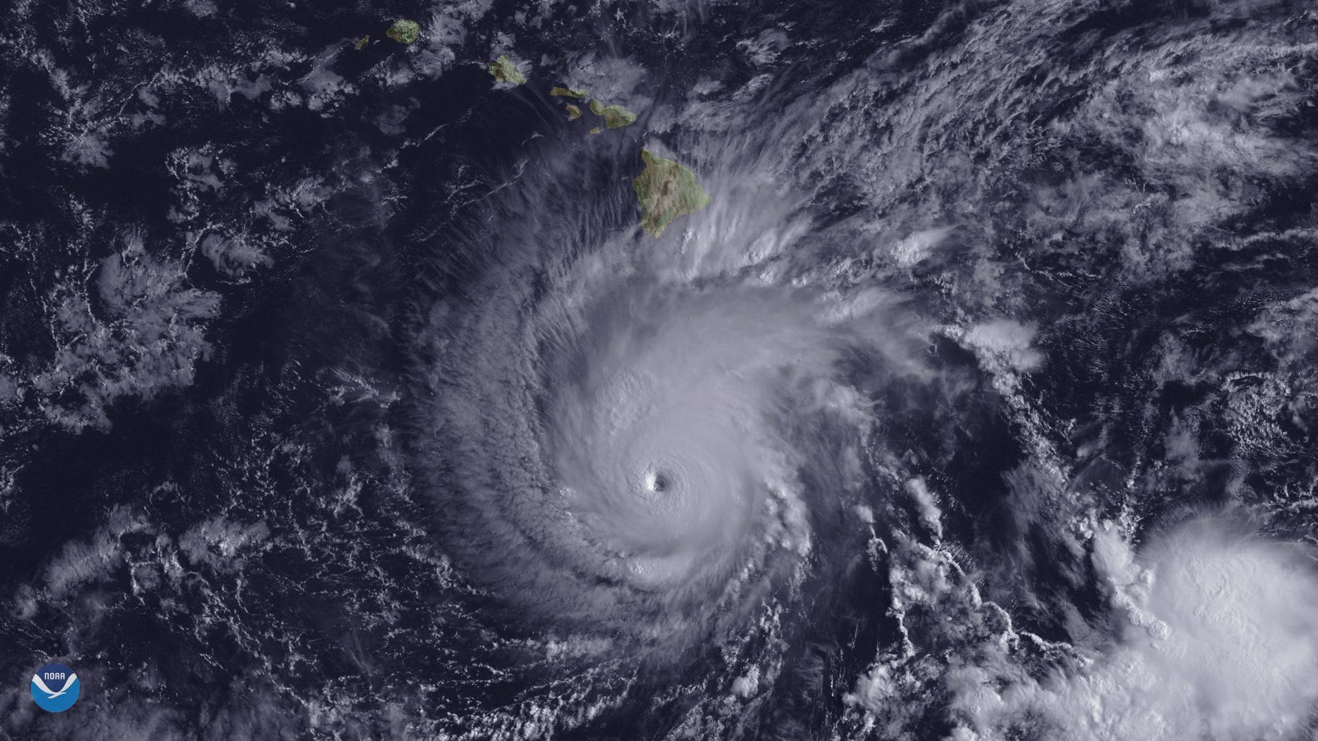Hawaii News: Tropical Storm Miriam Could Turn Into Hurricane