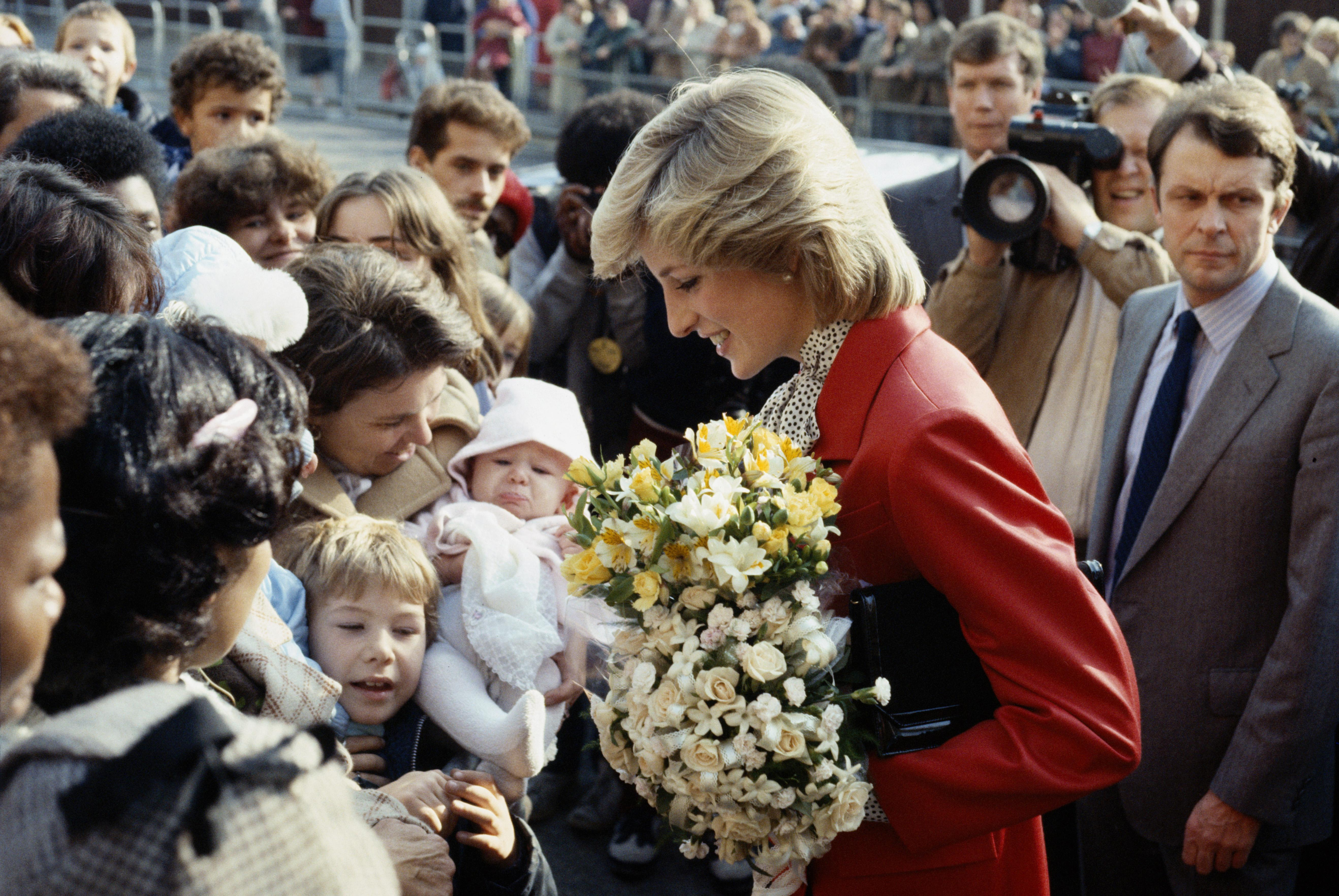 Princess Diana Quotes On Her 21st Death Anniversary