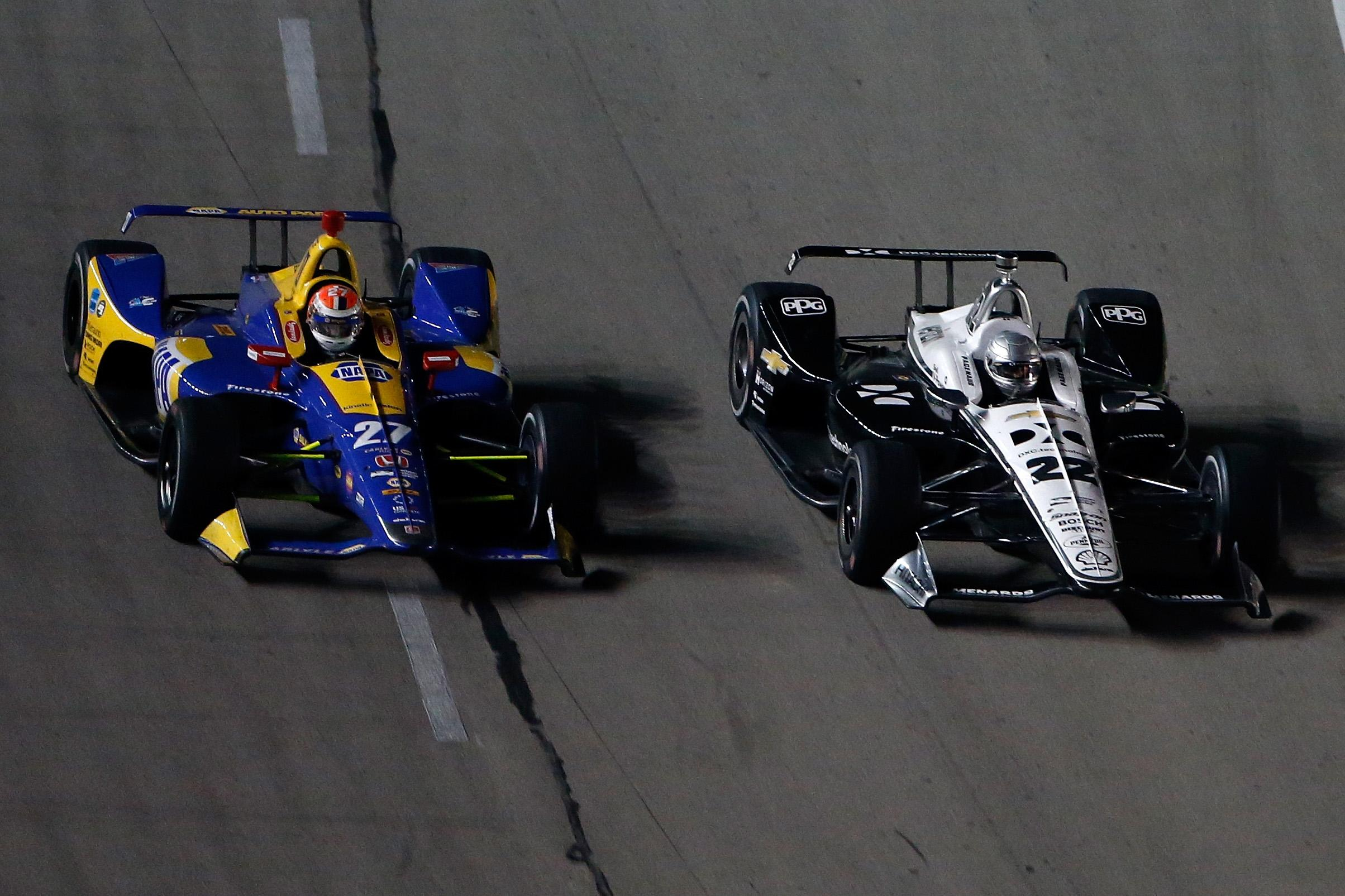 Honda Fort Worth >> IndyCar 2019 Schedule: Fans And Drivers React To COTA Addition