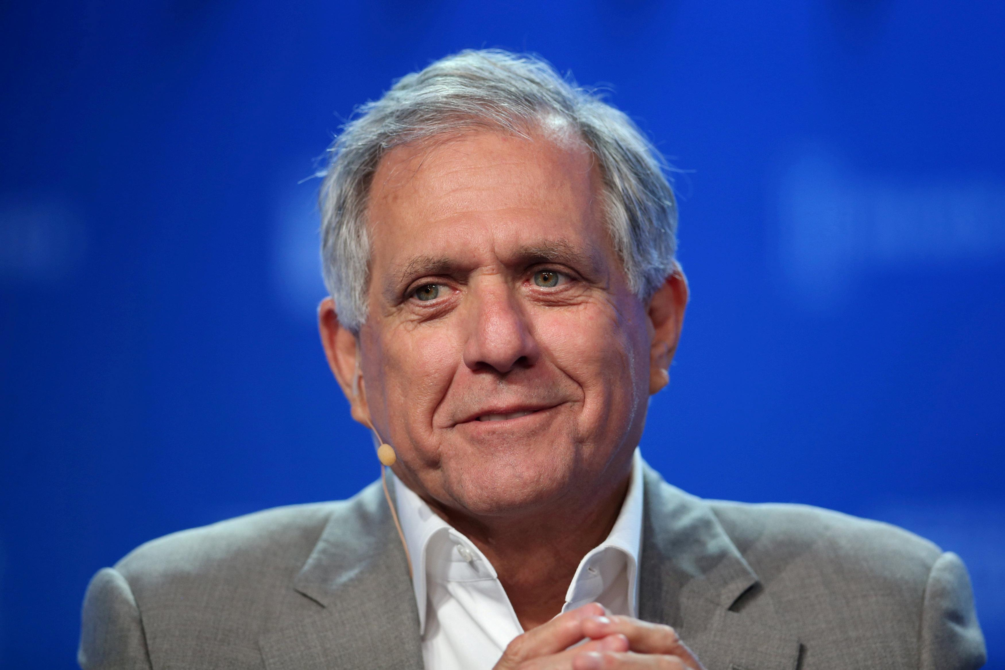 CBS CEO Leslie Moonves Resigns After Sexual Harassment Allegations