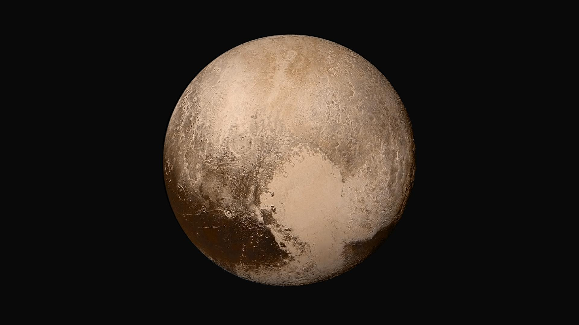 NASA administrator declares Pluto to be a planet once again