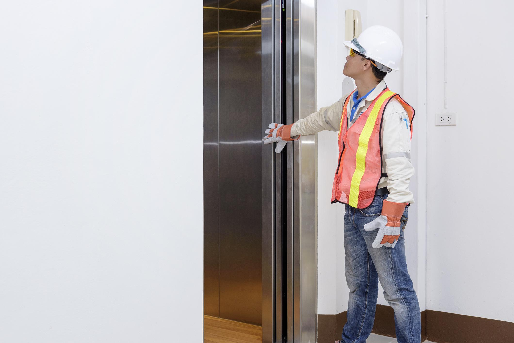 Man pinned, killed in New York City elevator accident