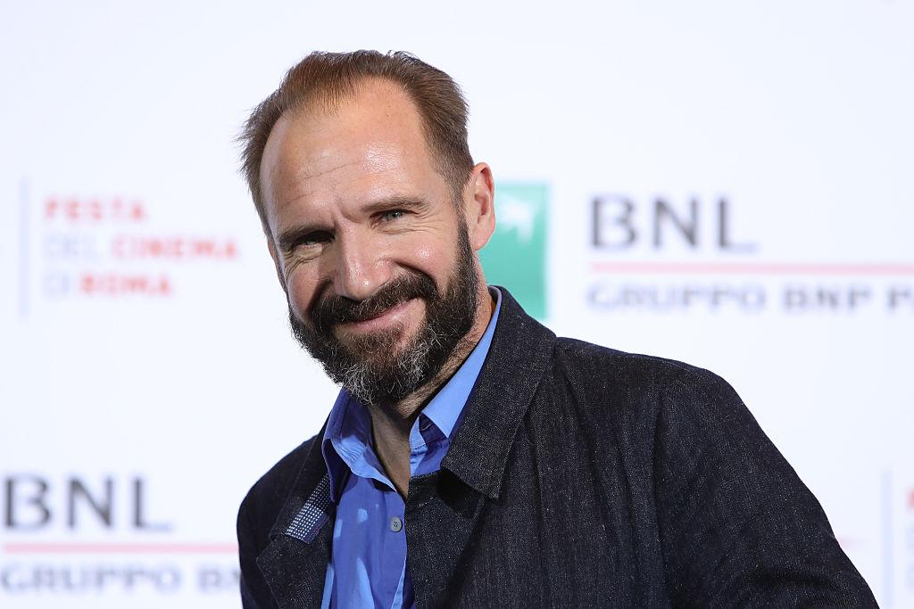 4 Ralph Fiennes - Getty Images