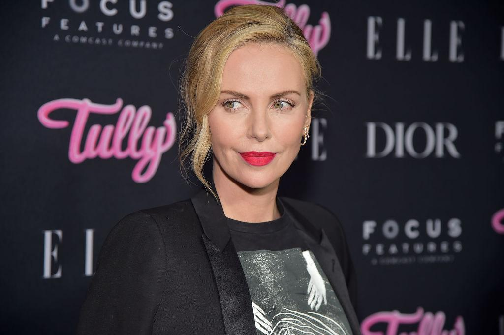 8 Charlize Theron - Getty Images