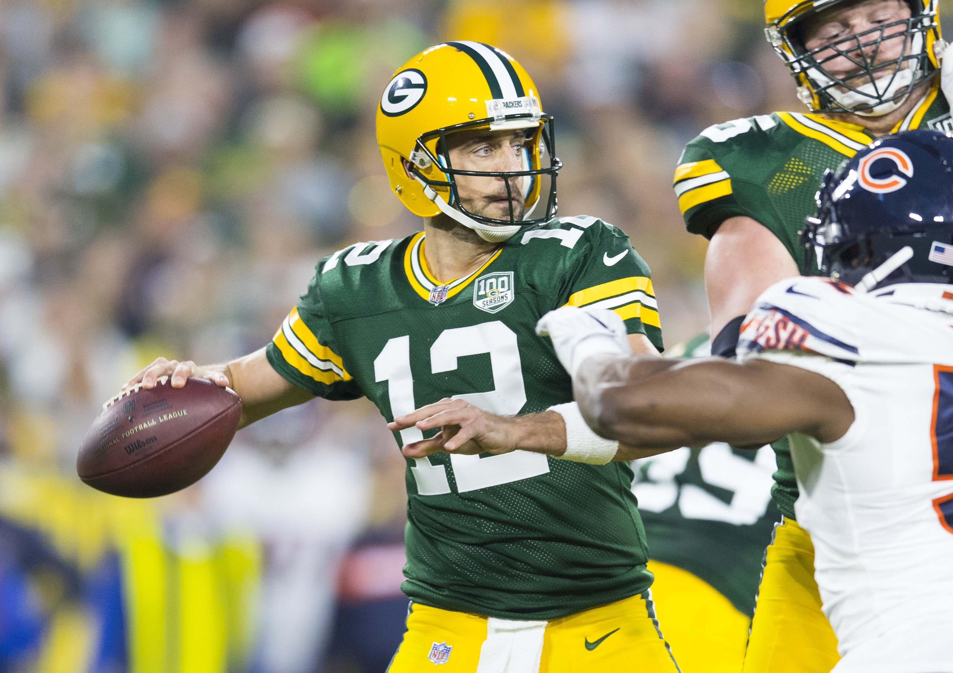 Aaron Rodgers Injury Update Qb