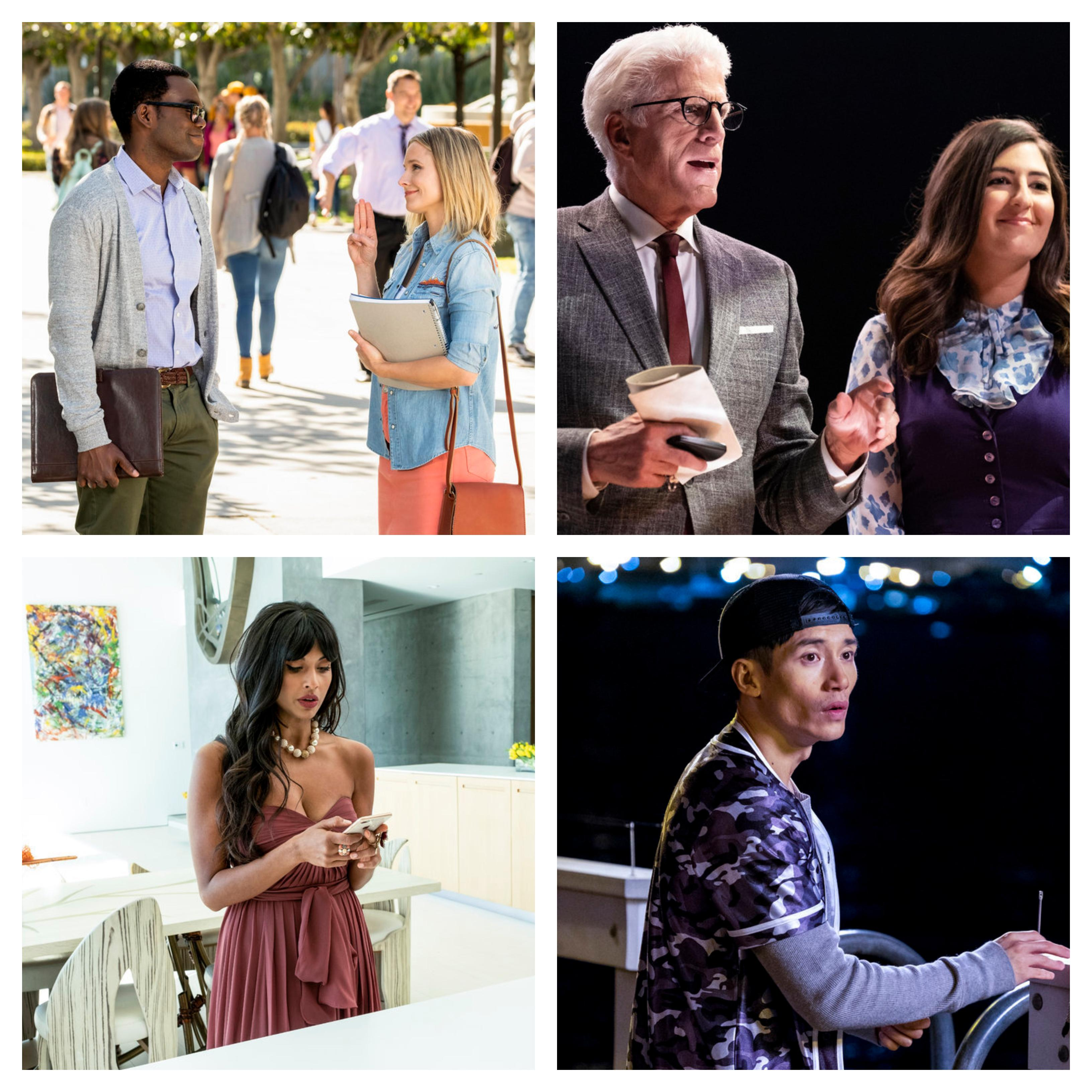 The Good Place' Season 3 Spoilers: Episode 1 Synopsis And Sneak-Peek