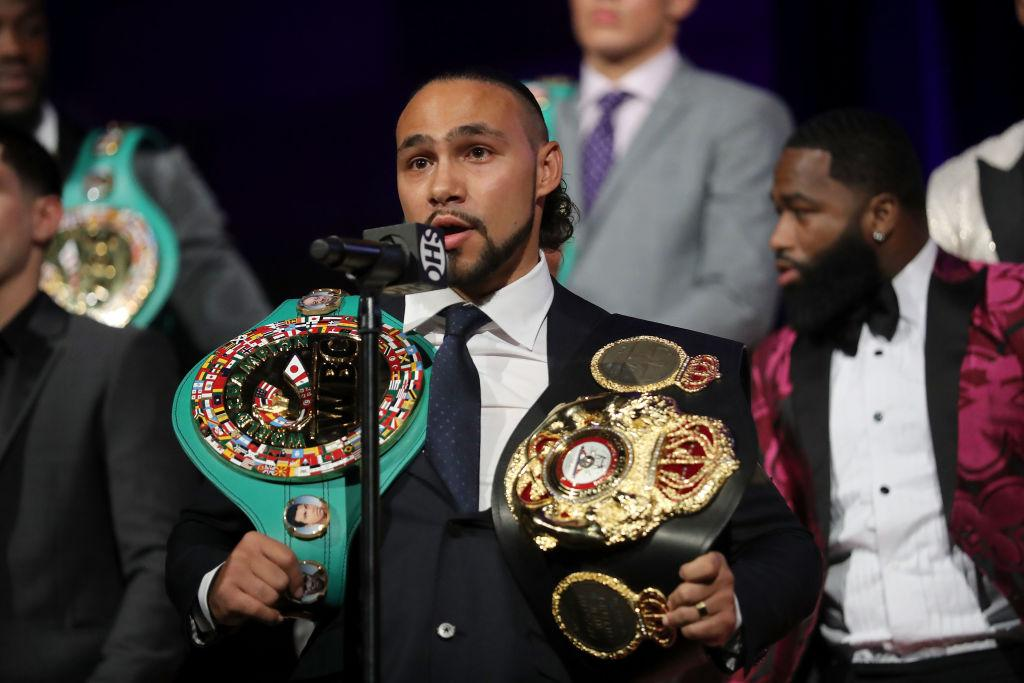 Thurman promises to end Pacquiao's legendary career