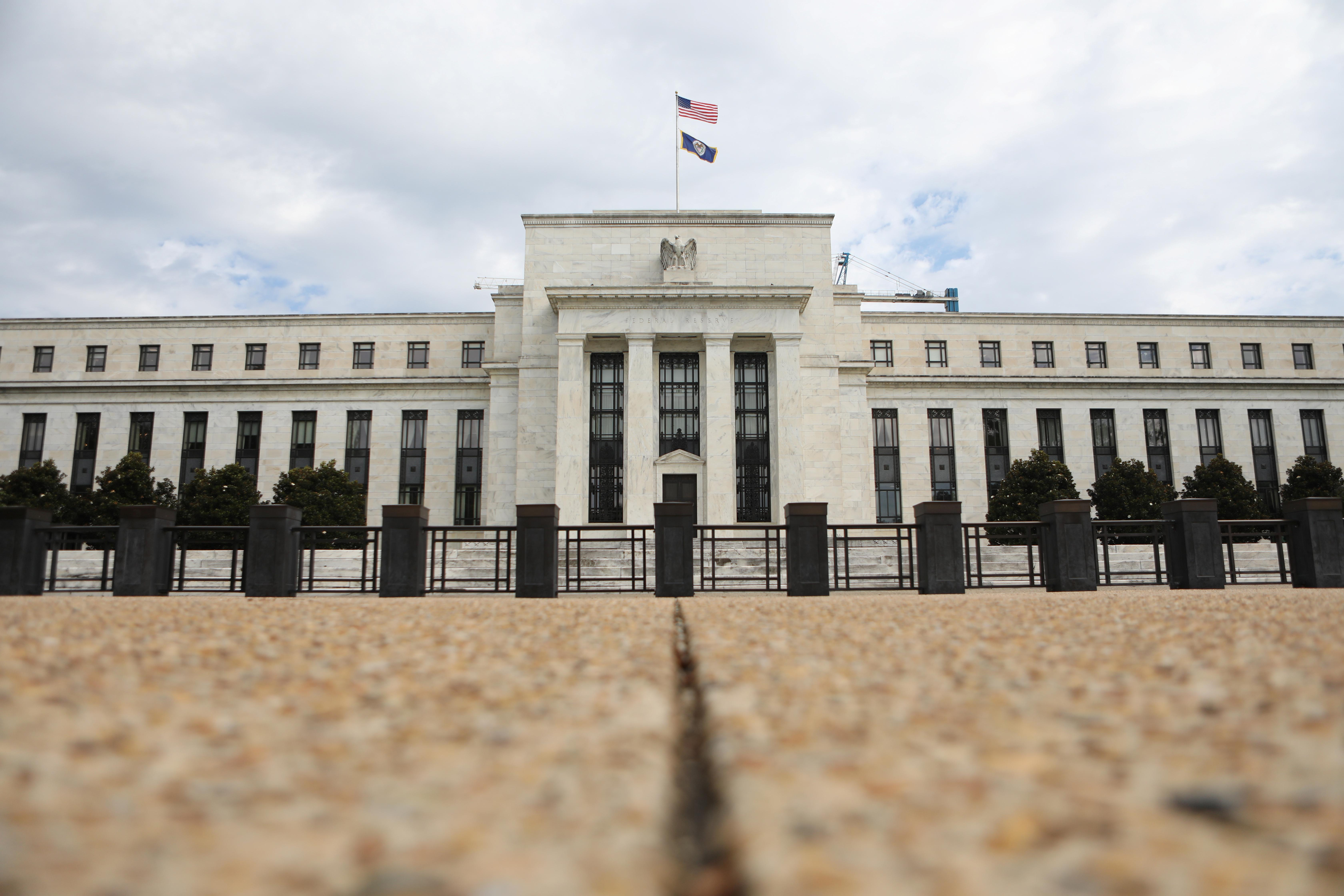 Fed adds longer-term cash to United States  banking system