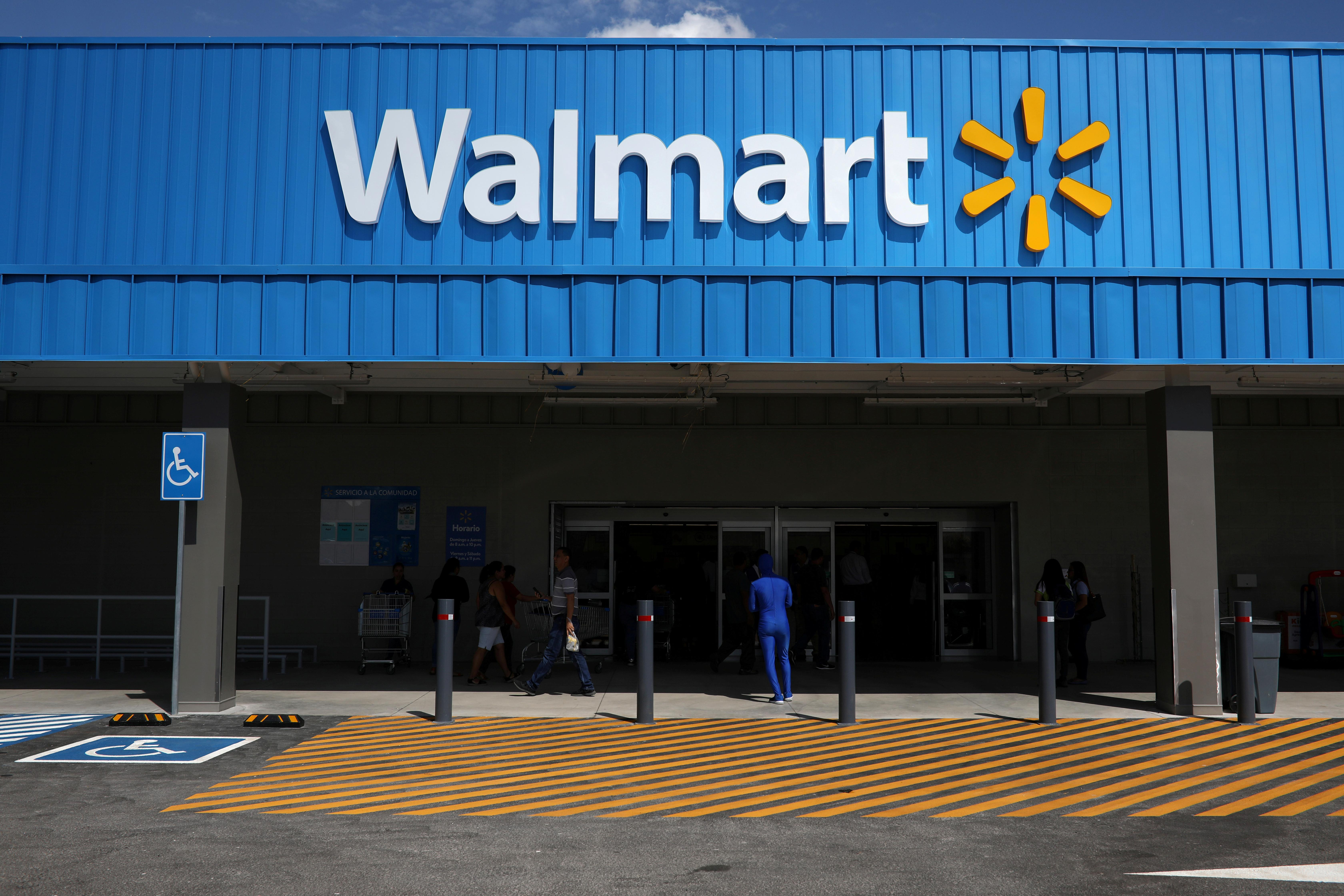 Walmart and IBM have partnered to launch