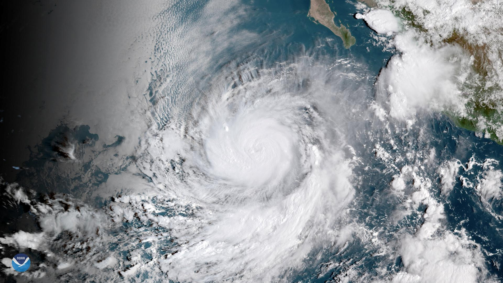 Tropical Storm Rosa: Flooding, Landslides Expected In US, Mexico