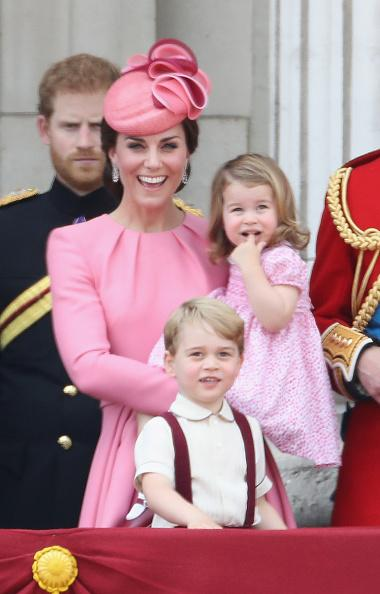 Prince George, Princess Charlotte Enjoy Festival While Kate Middleton's Away With Meghan