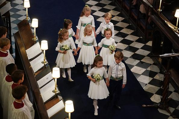 Princess Eugenie's Bridesmaids