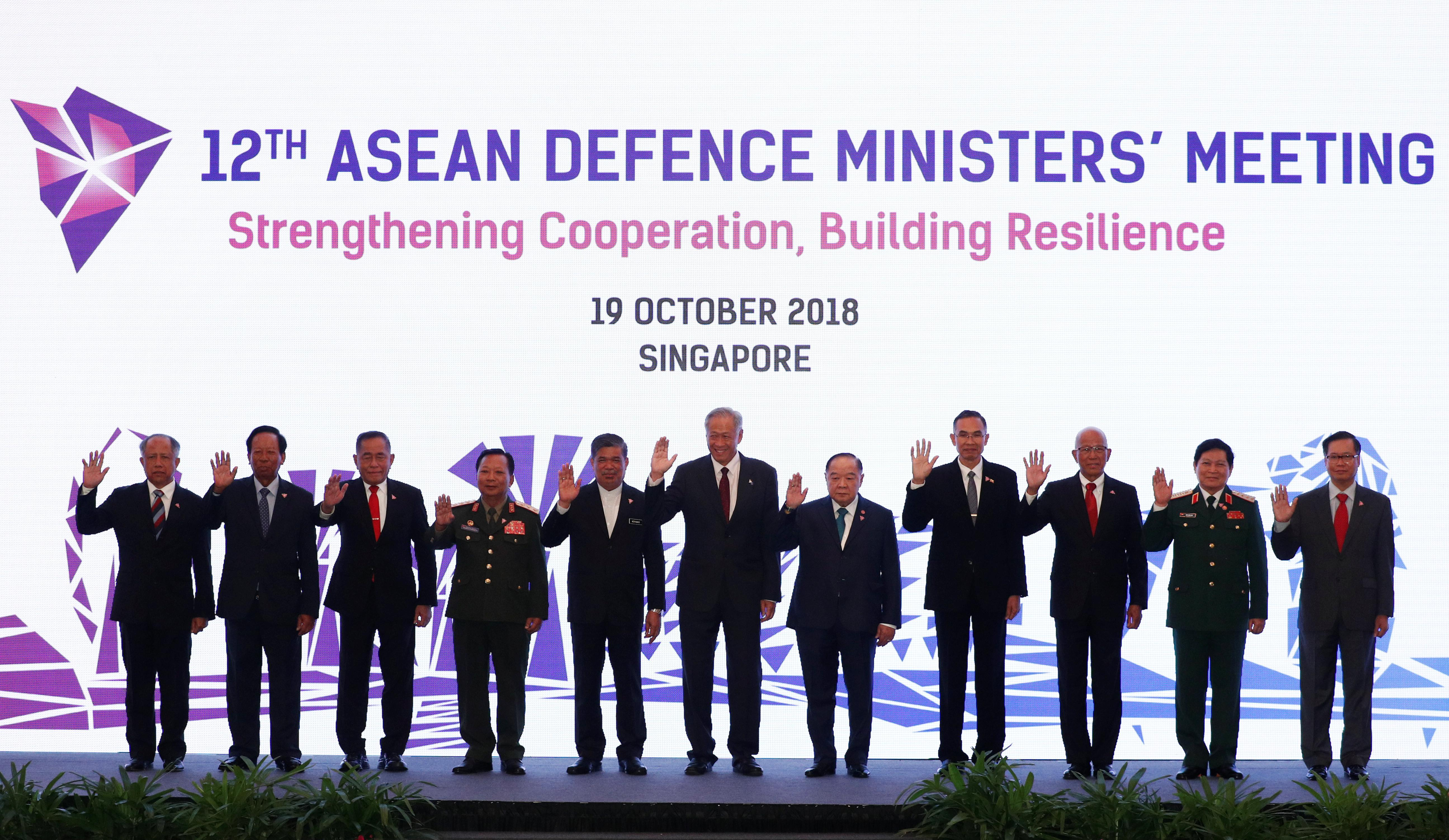ASEAN defence ministers