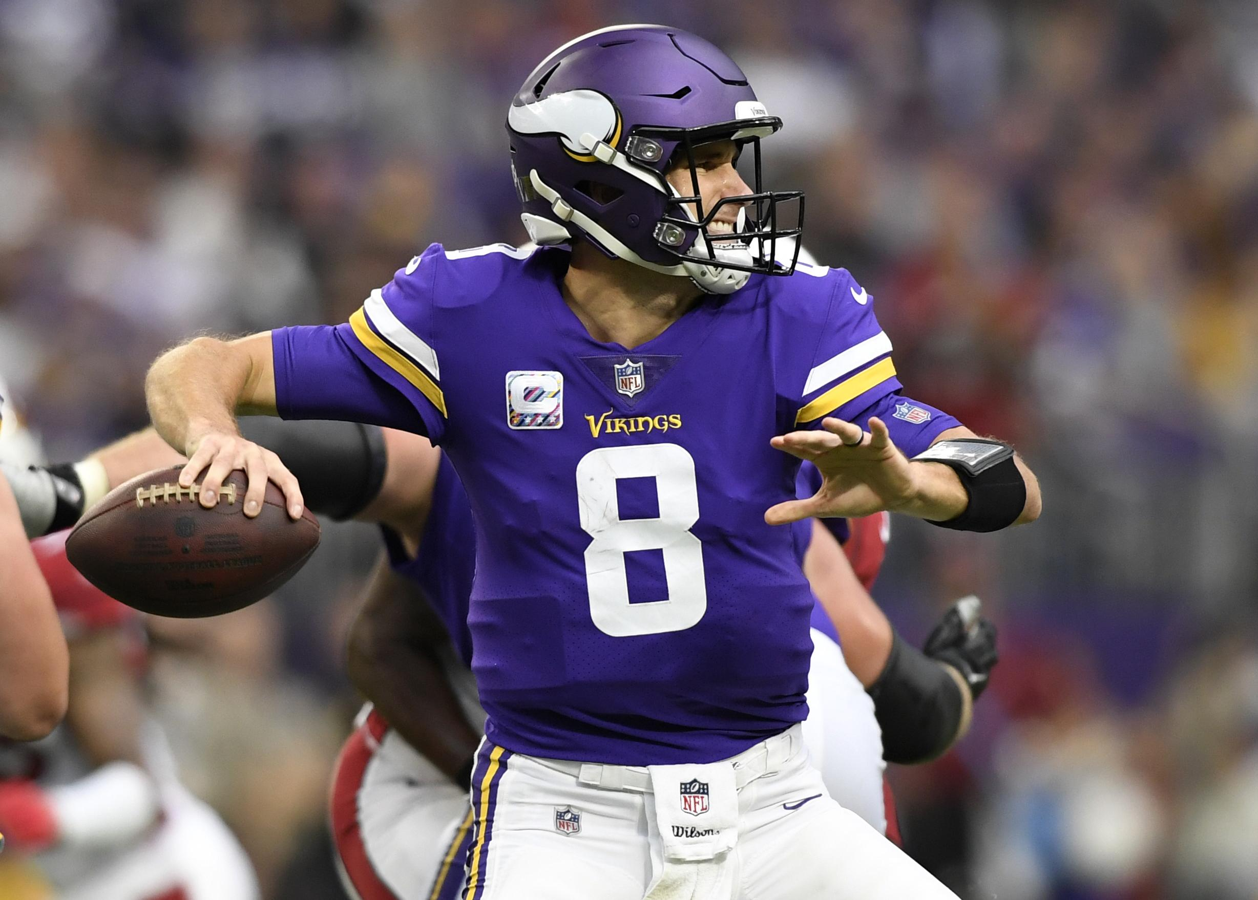 quality design 355e7 83d59 Oakland Raiders vs. Minnesota Vikings 2019: Prediction ...