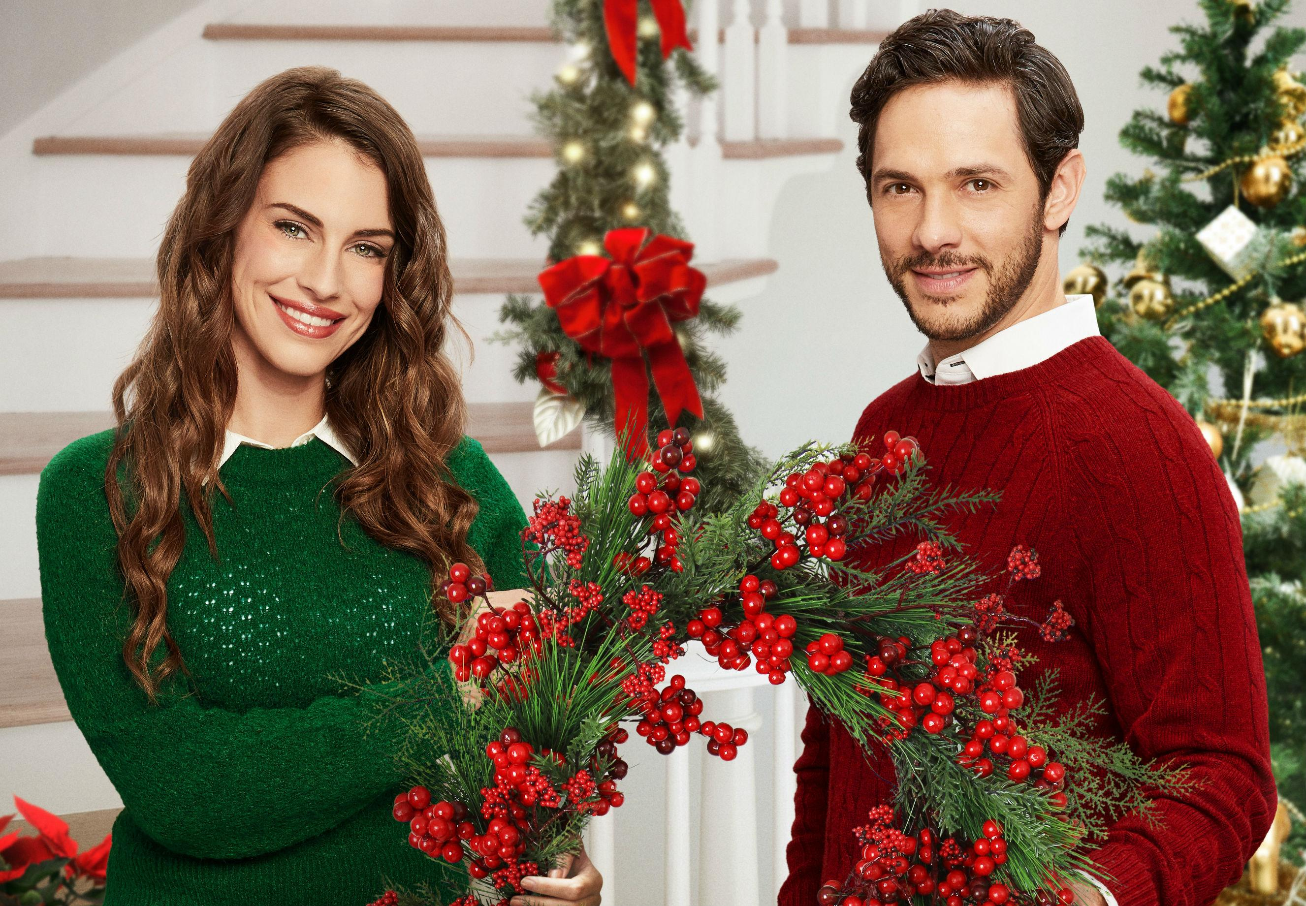Image result for hallmark christmas movies