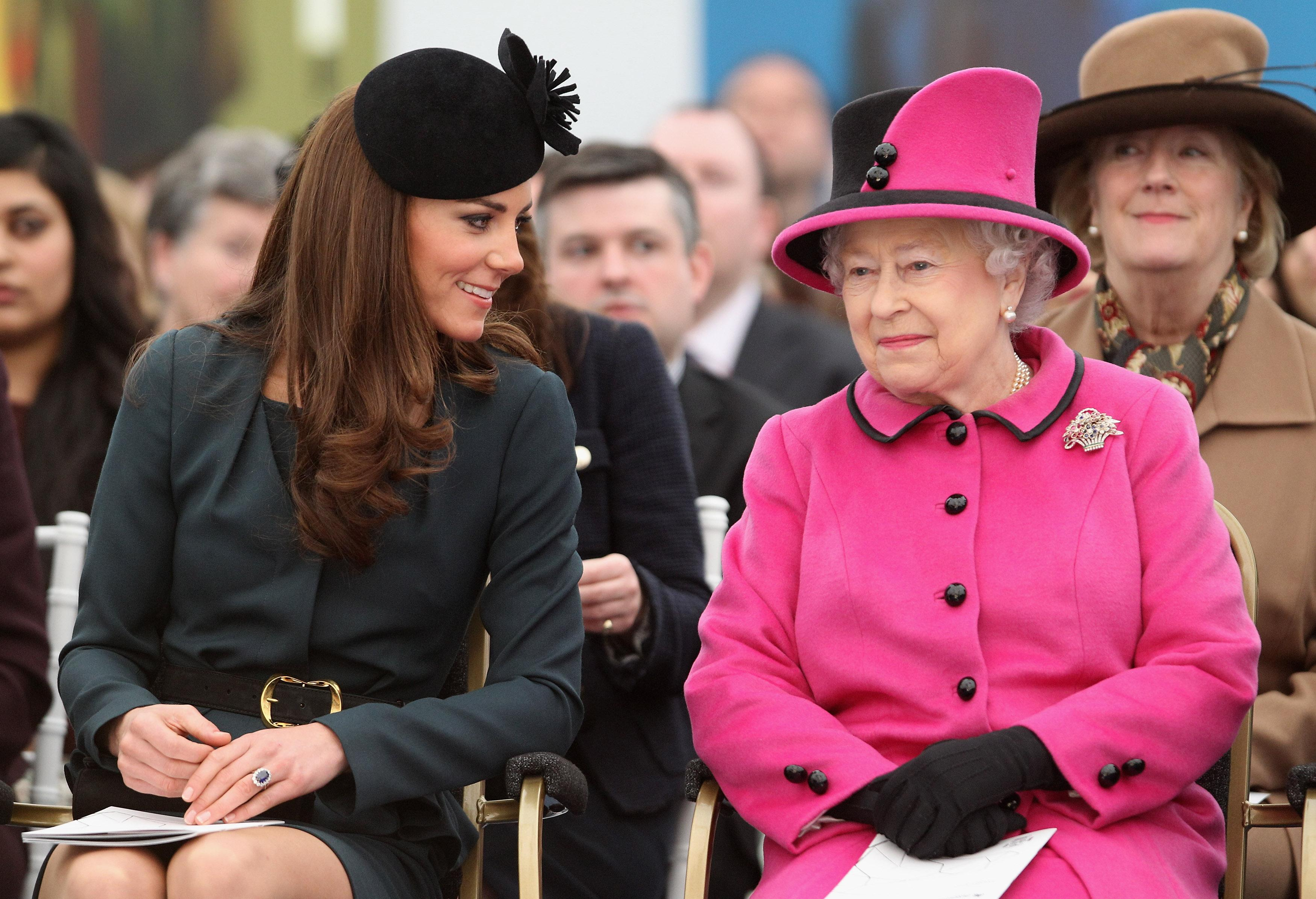 Kate Middleton And Queen Elizabeth's Feuds Over The Years
