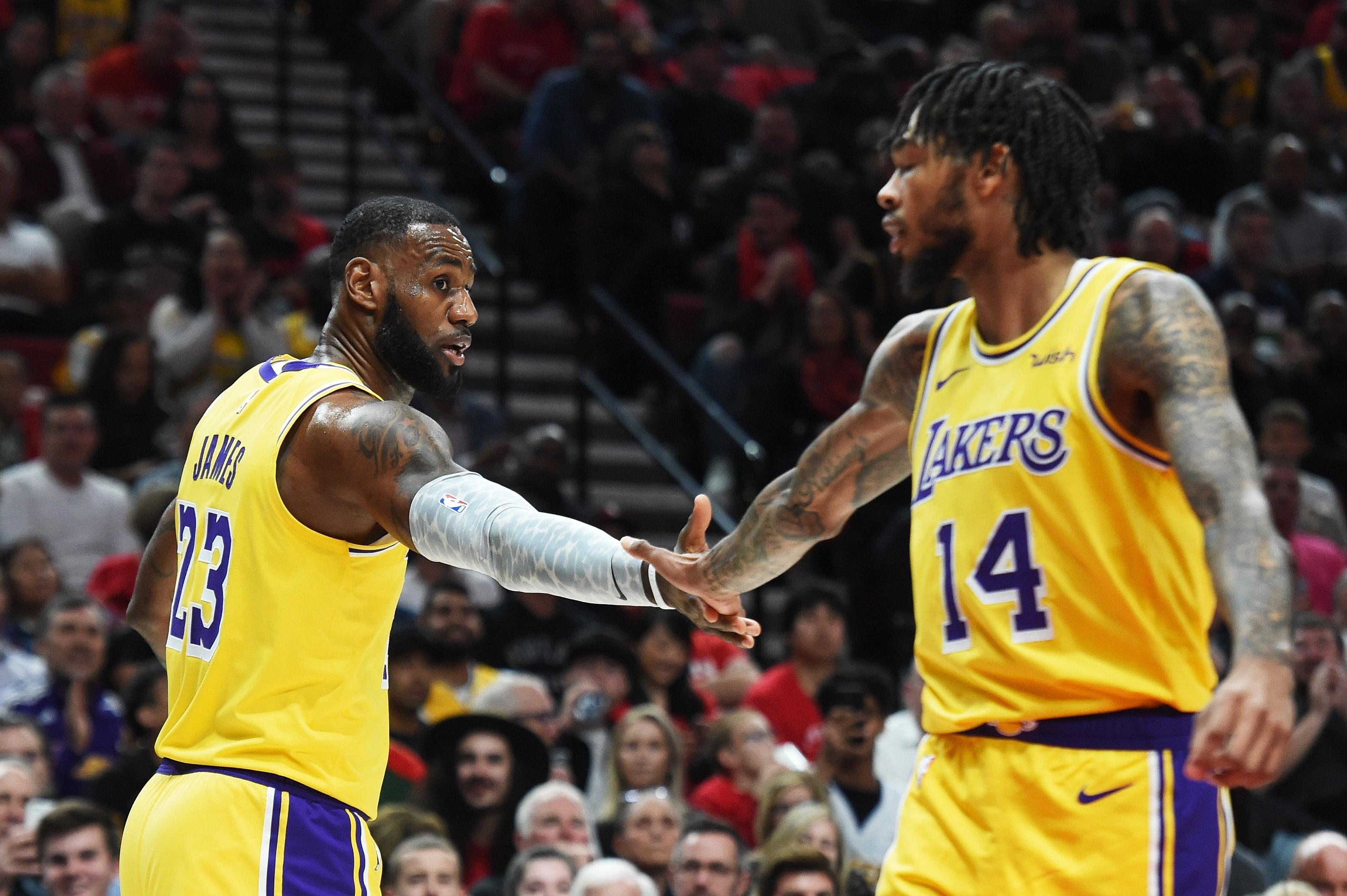 75c30874235 LeBron James Stats  2018-2019 Season Off To Uneven Start For Lakers ...