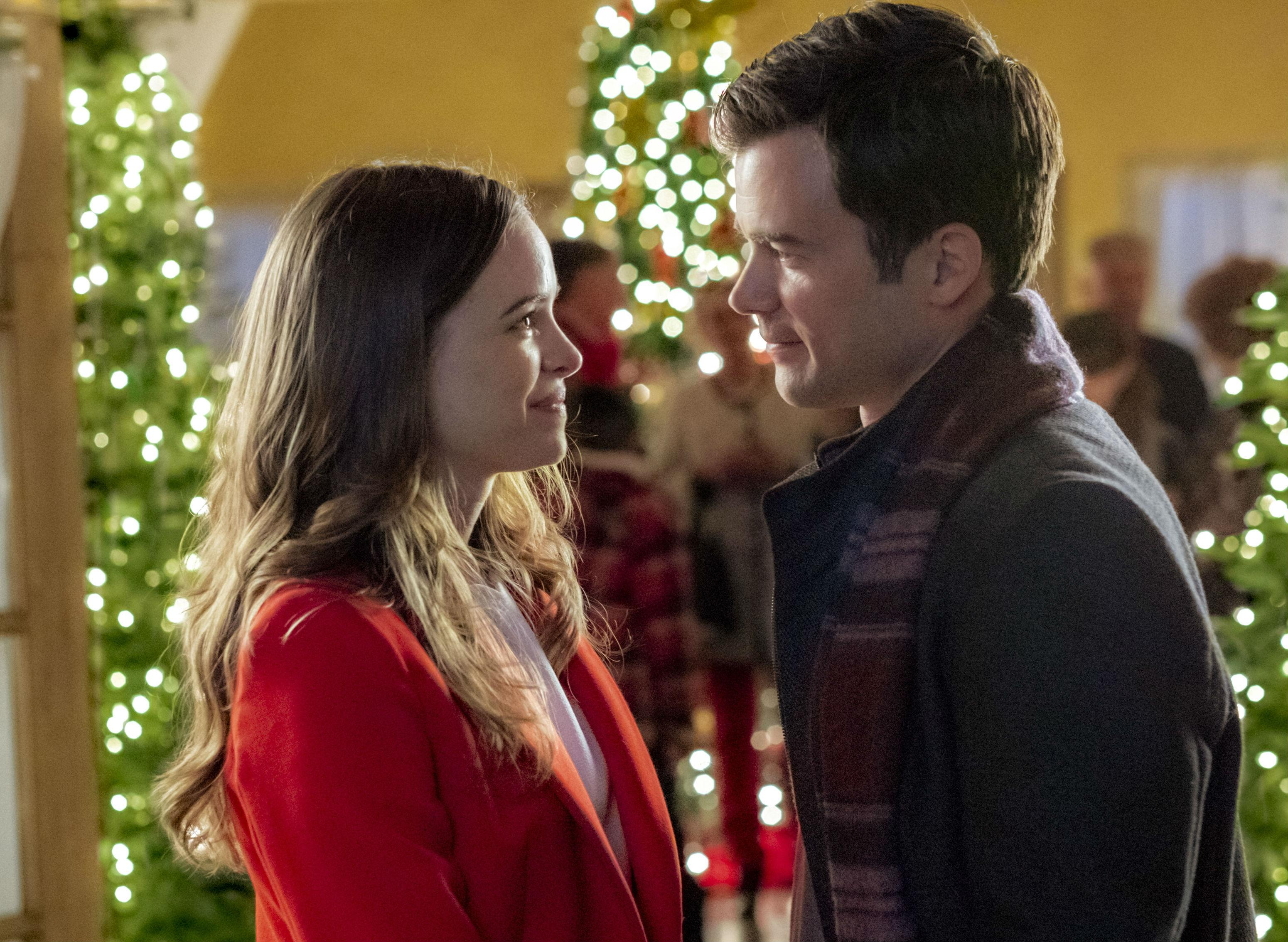 Christmas Joy Cast.Hallmark Channel Christmas Joy Premiere See Cast Trailer