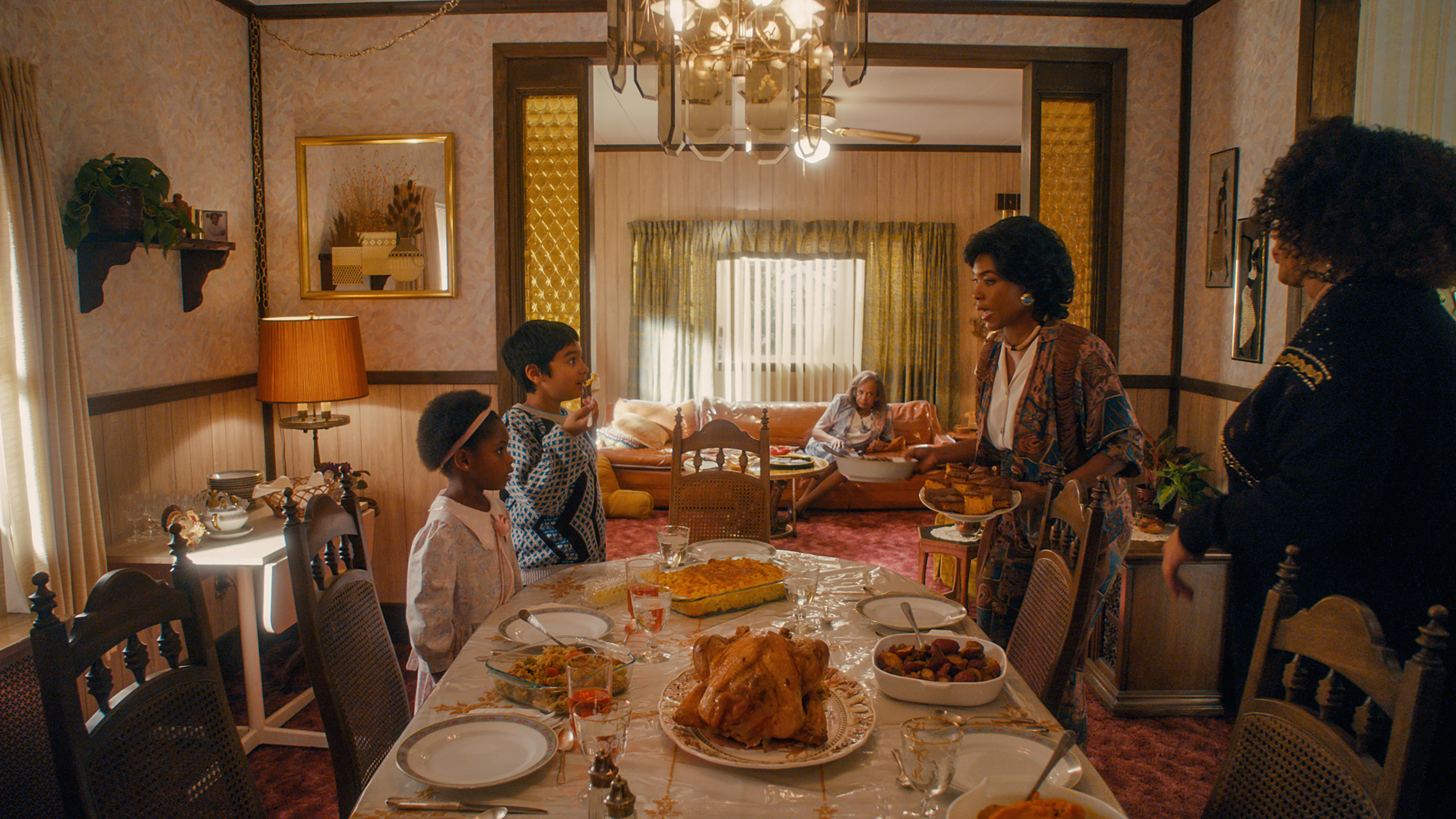 Master of None Thanksgiving TV
