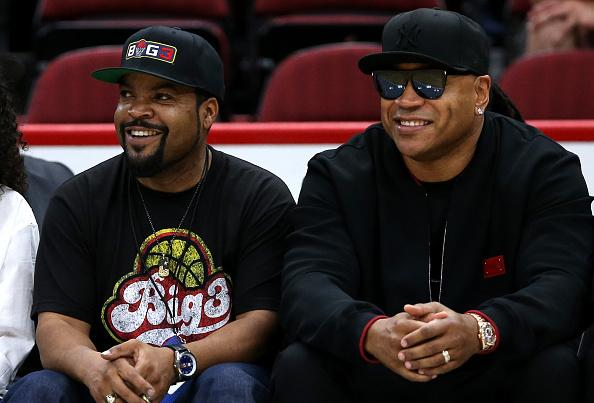 LL Cool J and Ice Cube