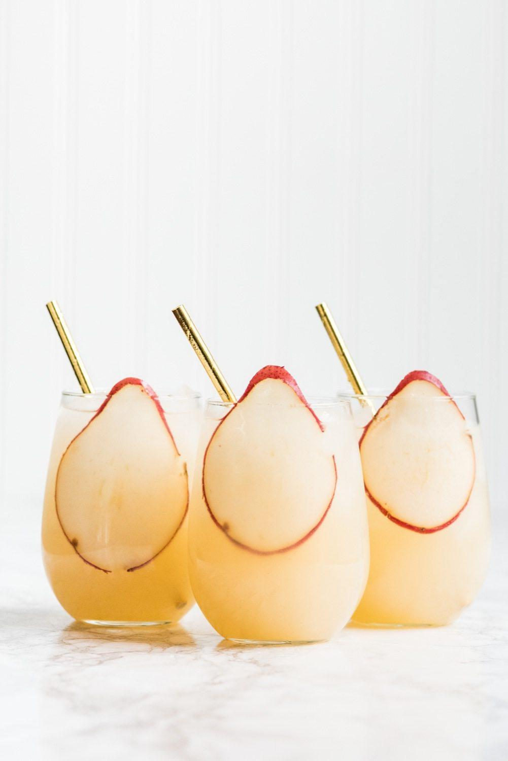 Fizzy Pear Spiked Punch, Le Grand Courtage