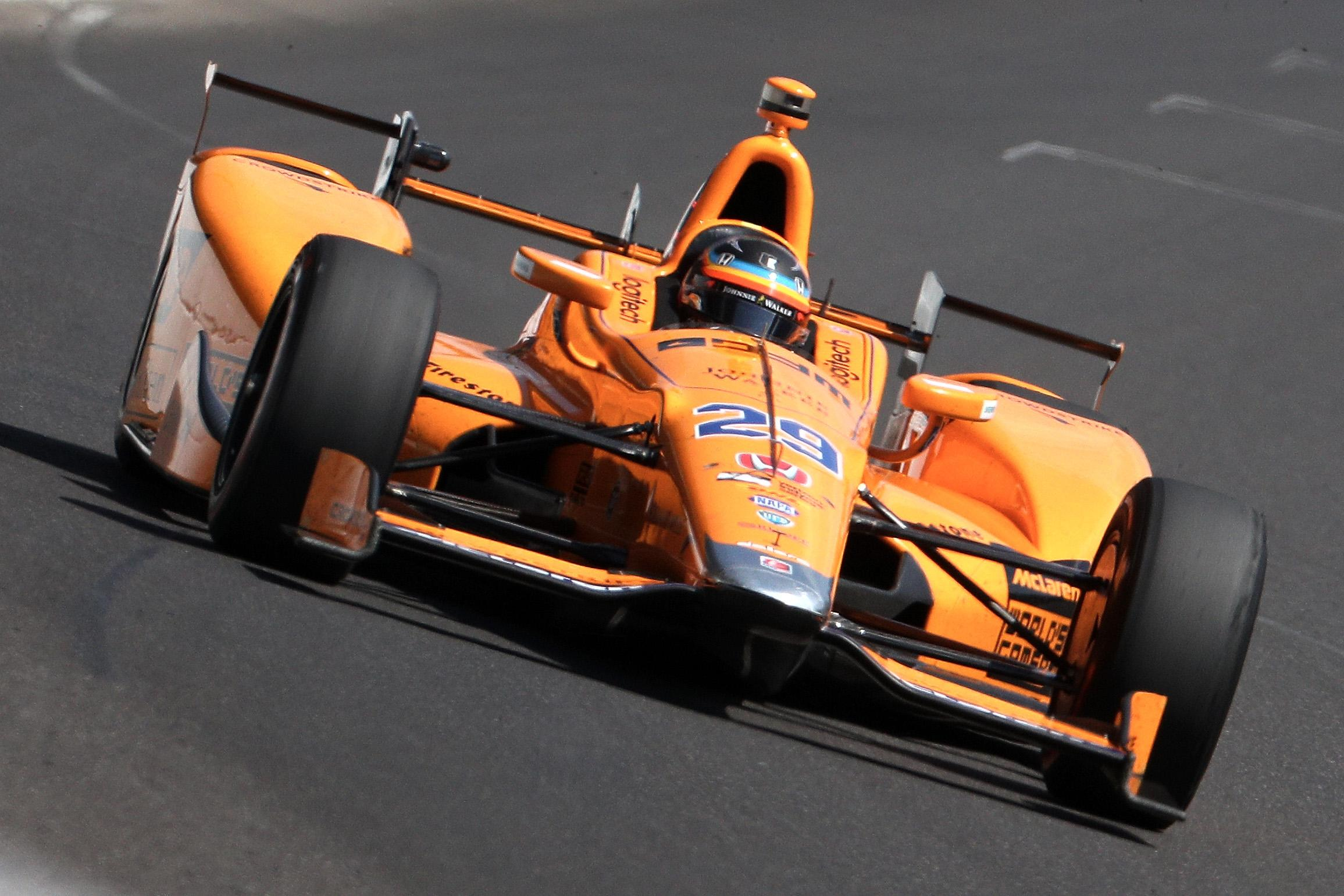 IndyCar: McLaren Appoint Bob Fernley To Lead Indy 500 ...