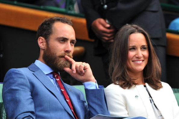 Kate Middleton's Brother James Is Making A Movie
