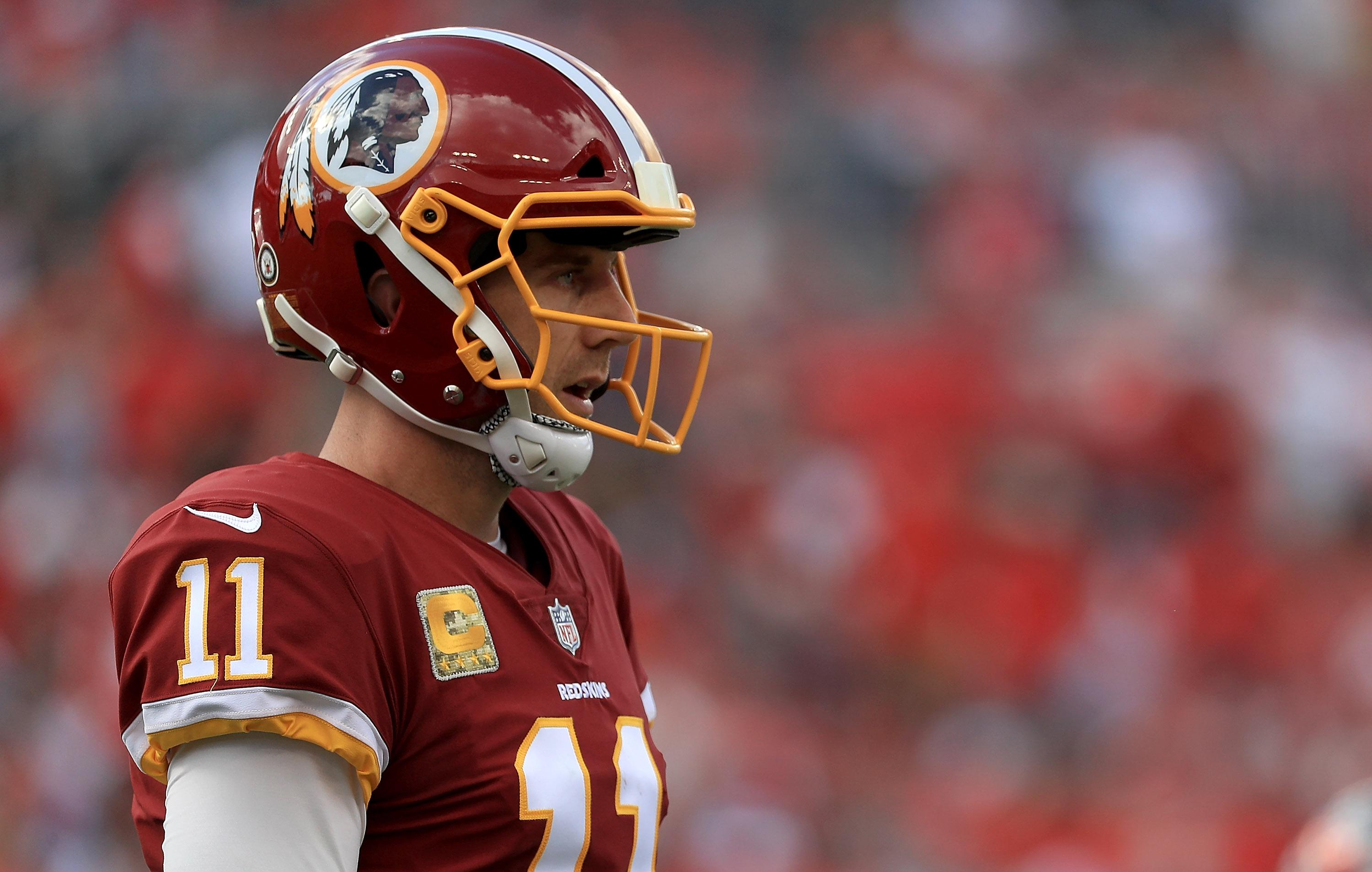 Joe Theismann feels Alex Smith's pain