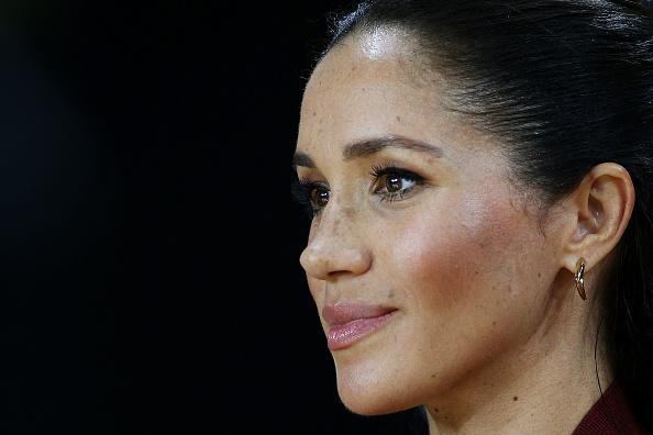 Duchess Meghan Markle Shows Tiny Baby Bump at Royal Variety Performance 2018
