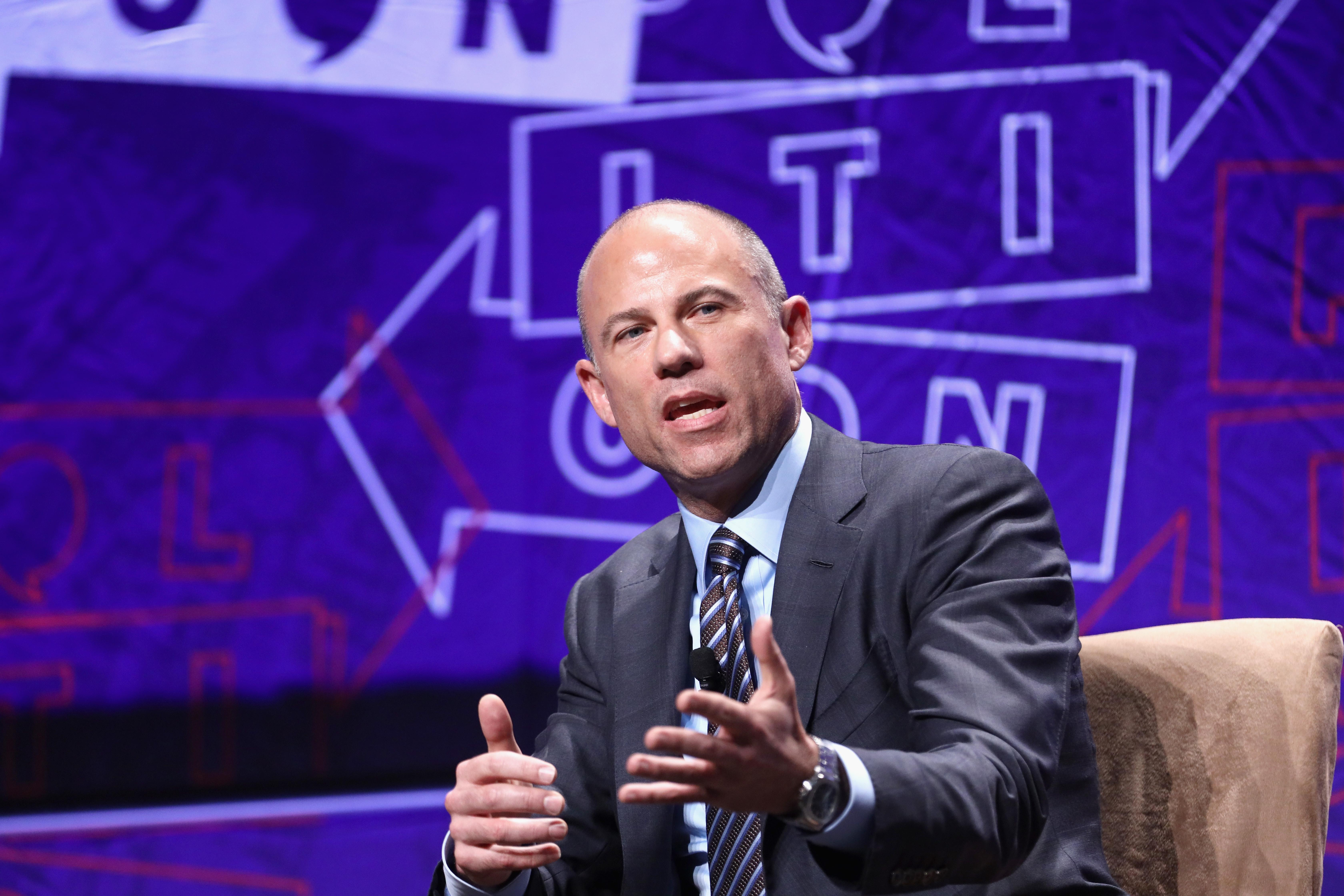 Michael Avenatti Claims Video Shows He Didn't Attack 'Ocean's 8' Actress