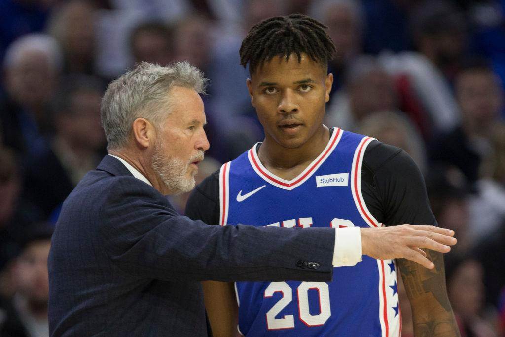 Agent denies struggling Sixers guard Fultz seeking trade