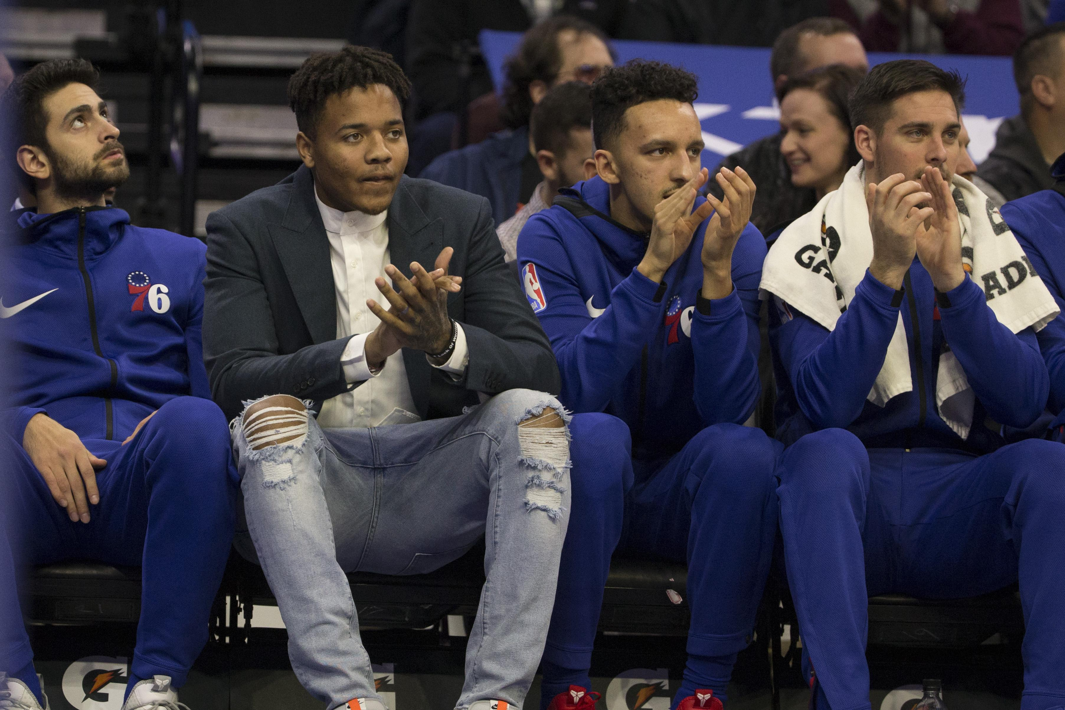 Sixers Believe Markelle Fultz Has the Yips Rather Than So-Called Shoulder Injury