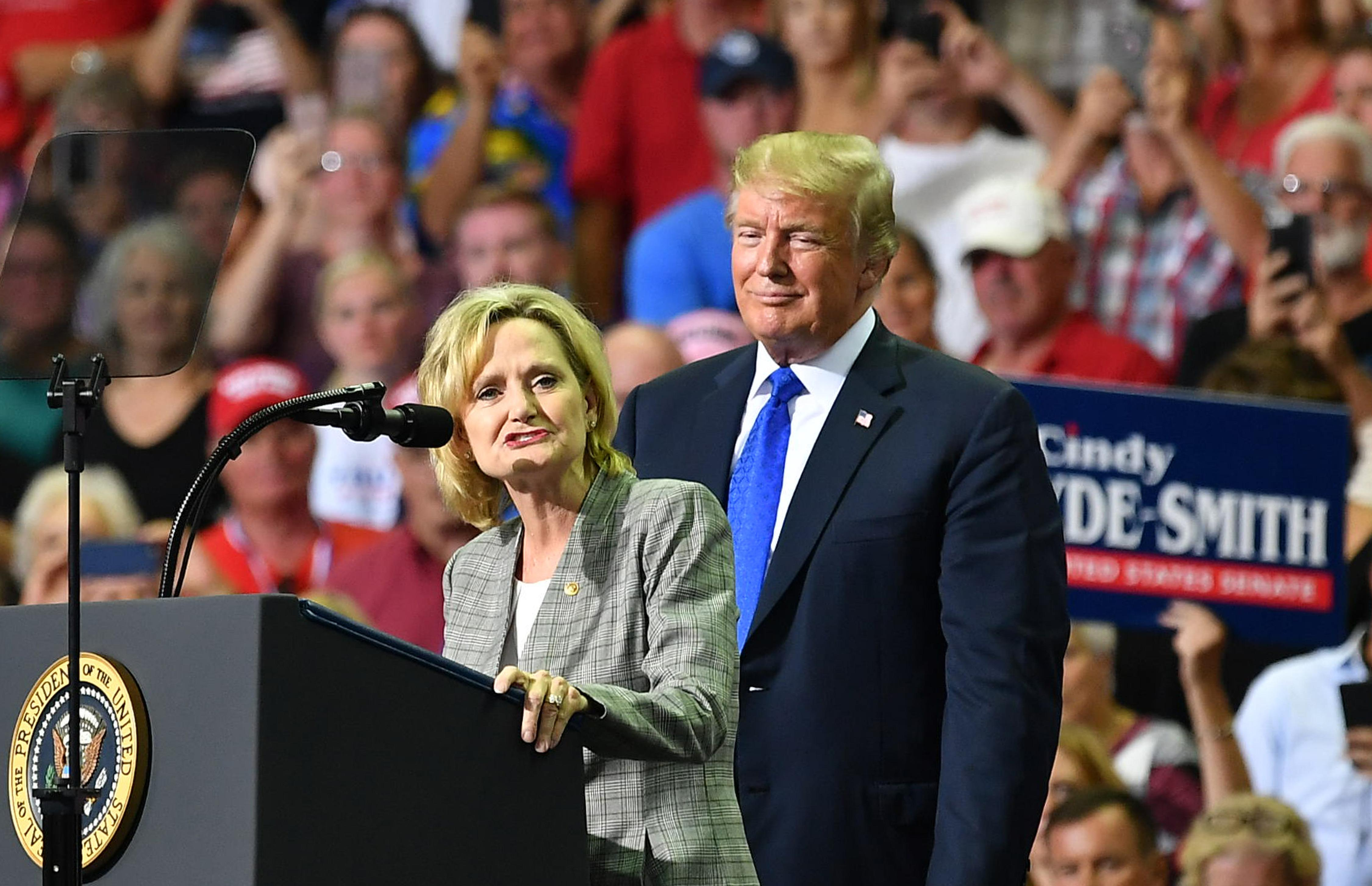 Major League Baseball  requests return of $5,000 donation to Mississippi Senator Cindy Hyde-Smith