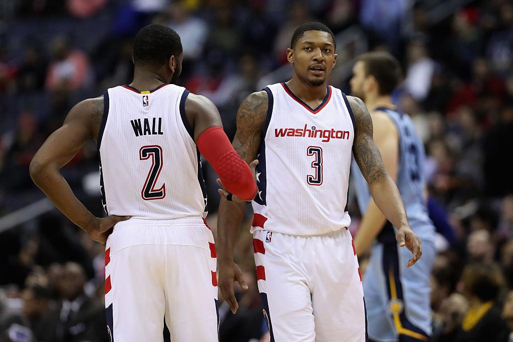 on sale 9569e bc9f0 NBA Rumors: Bradley Beal, John Wall Signing With Heat Is ...