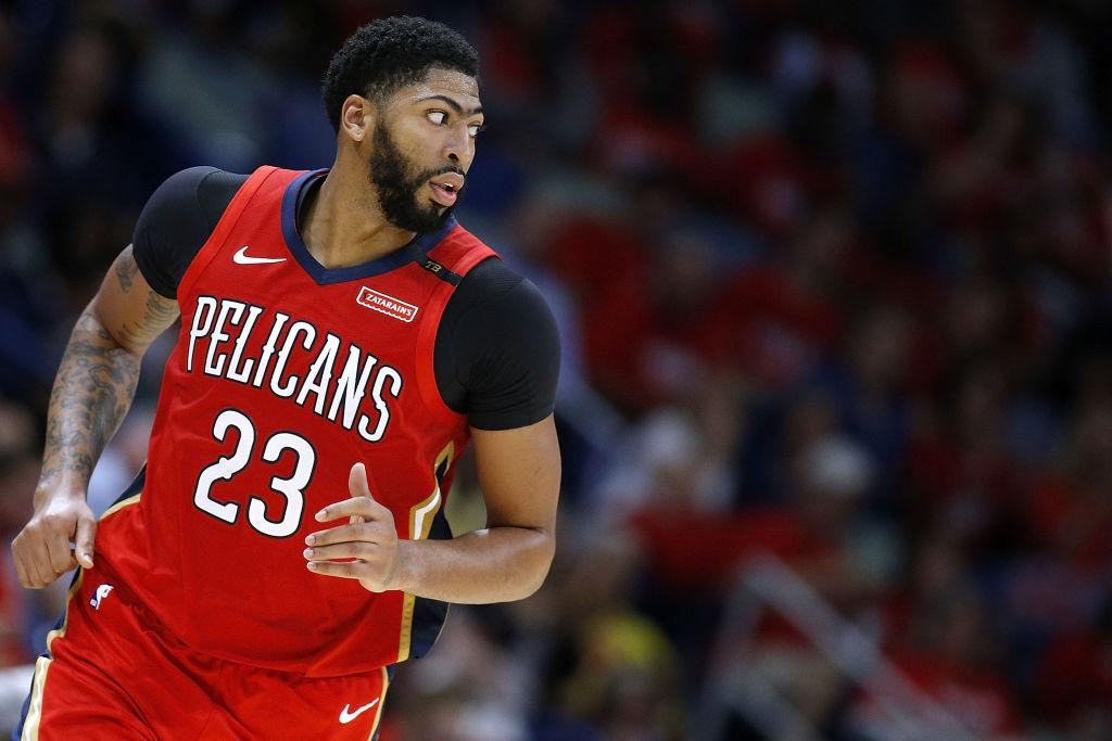 Pelicans' Anthony Davis plans to play against Celtics