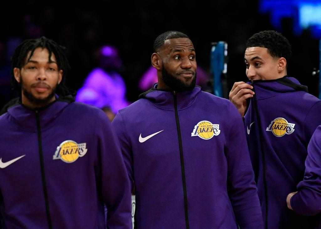Basketball: Superstar LeBron James still finding balance with the Lakers