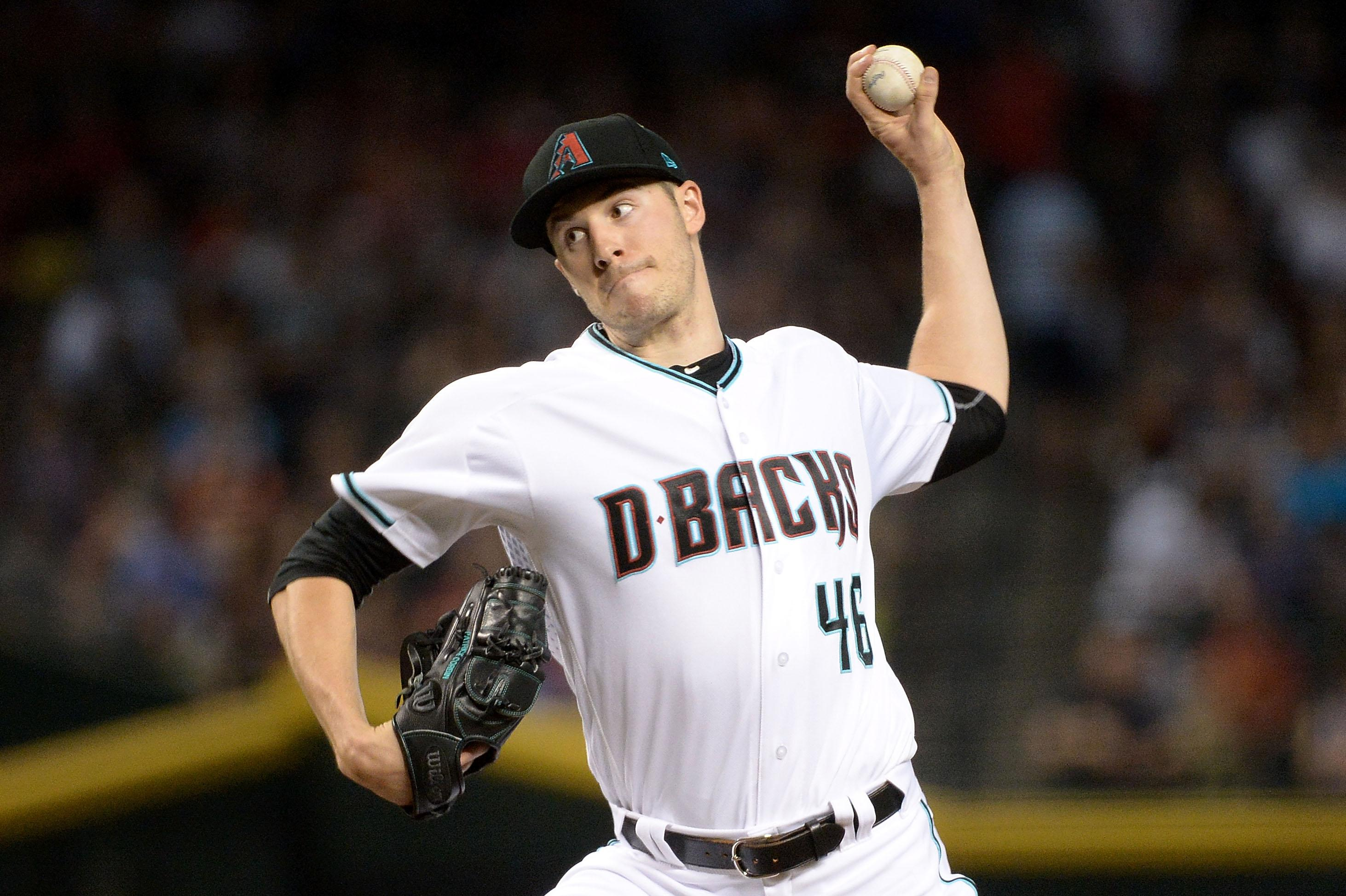 Major League Baseball  hot stove: Nationals sign free-agent starter Patrick Corbin, report says