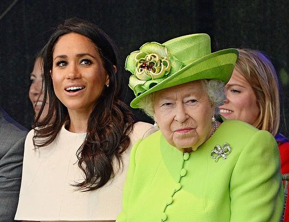 Queen Elizabeth II BROKE this royal tradition for Meghan Markle during Christmas