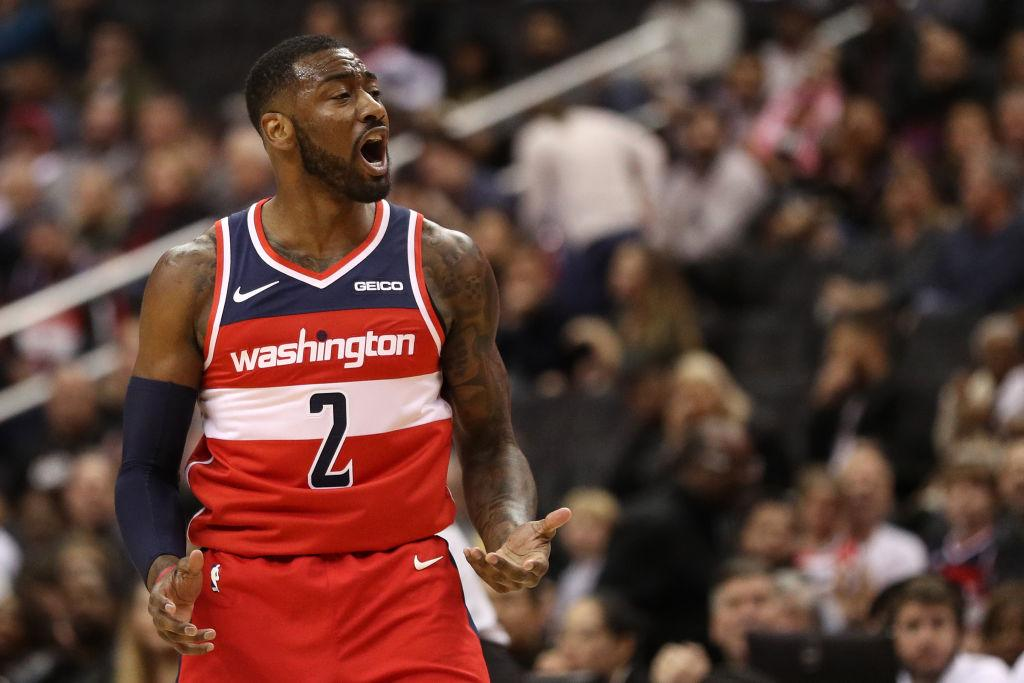 Insane John Wall-to-Knicks Rumors Beginning to Swell